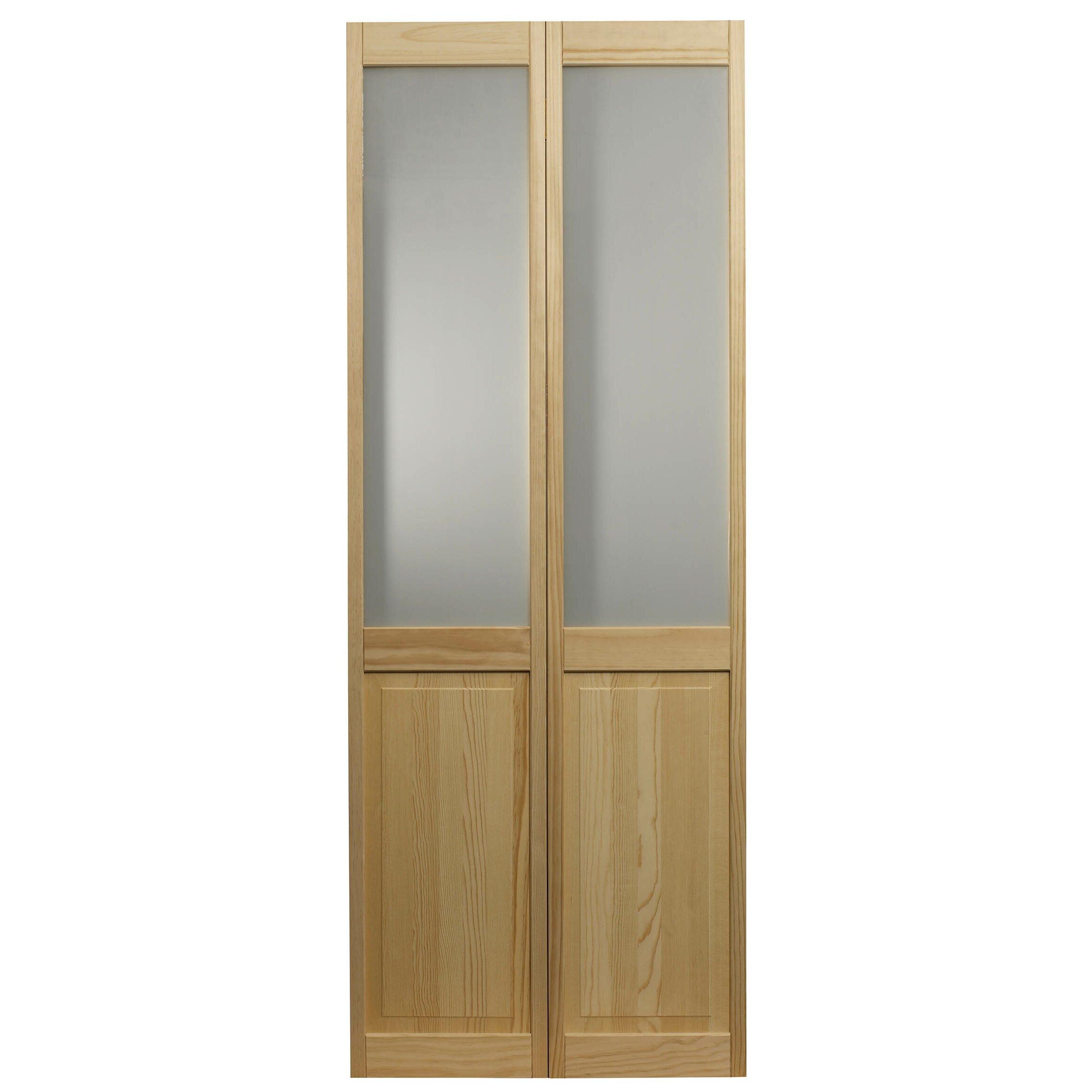 Ltl Bi Fold Doors Pinecroft Pine Wood Bi Fold Interior Door Reviews