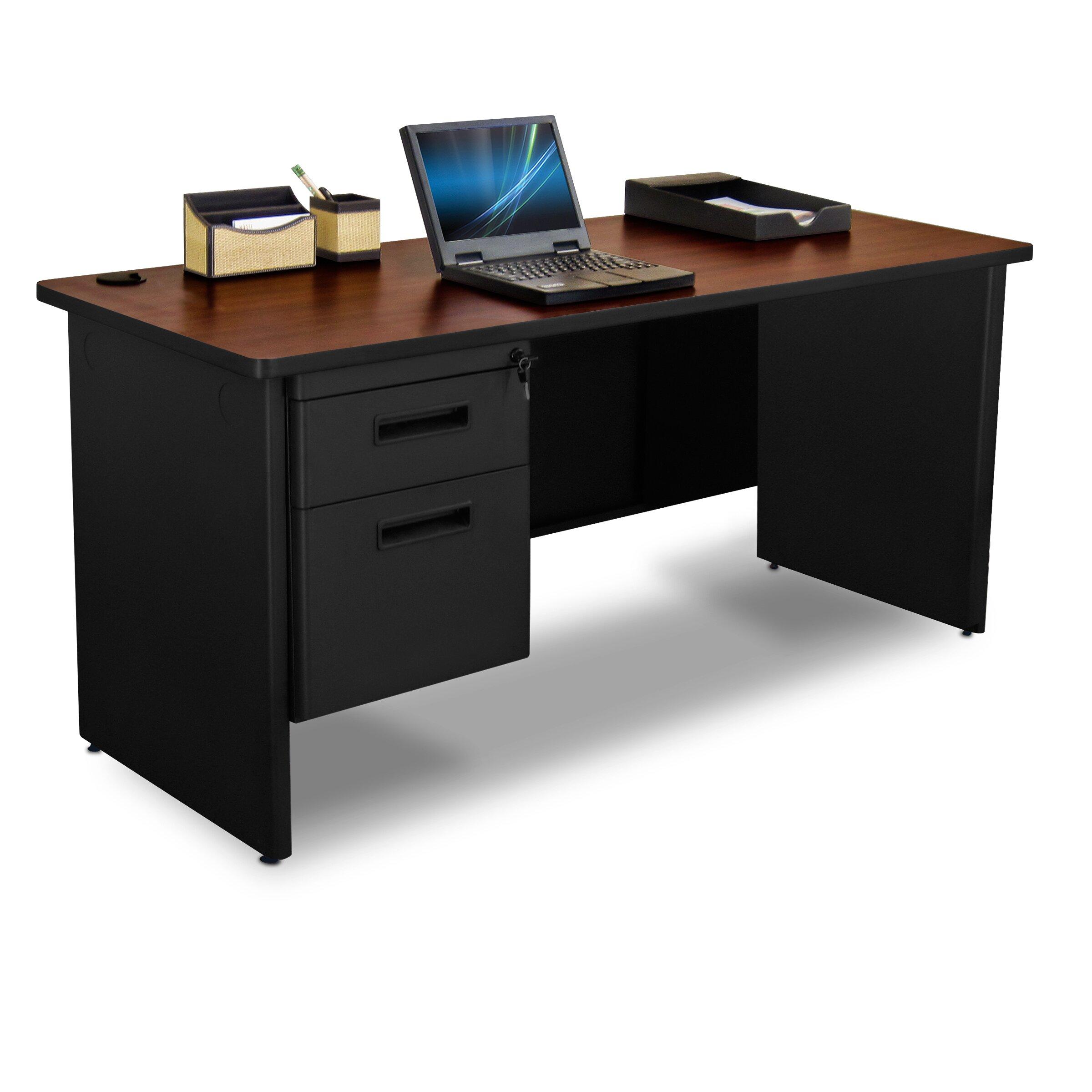 Marvel Office Furniture Pronto Single Pedestal And Box