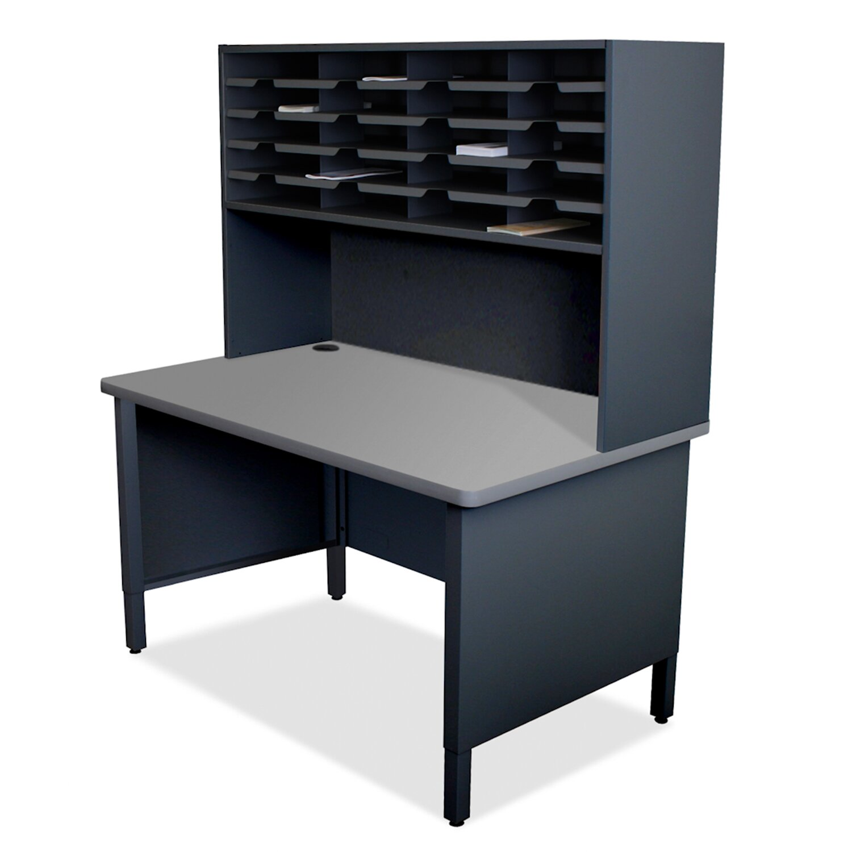 Marvel Office Furniture 20 Compartment Mailroom Organizer