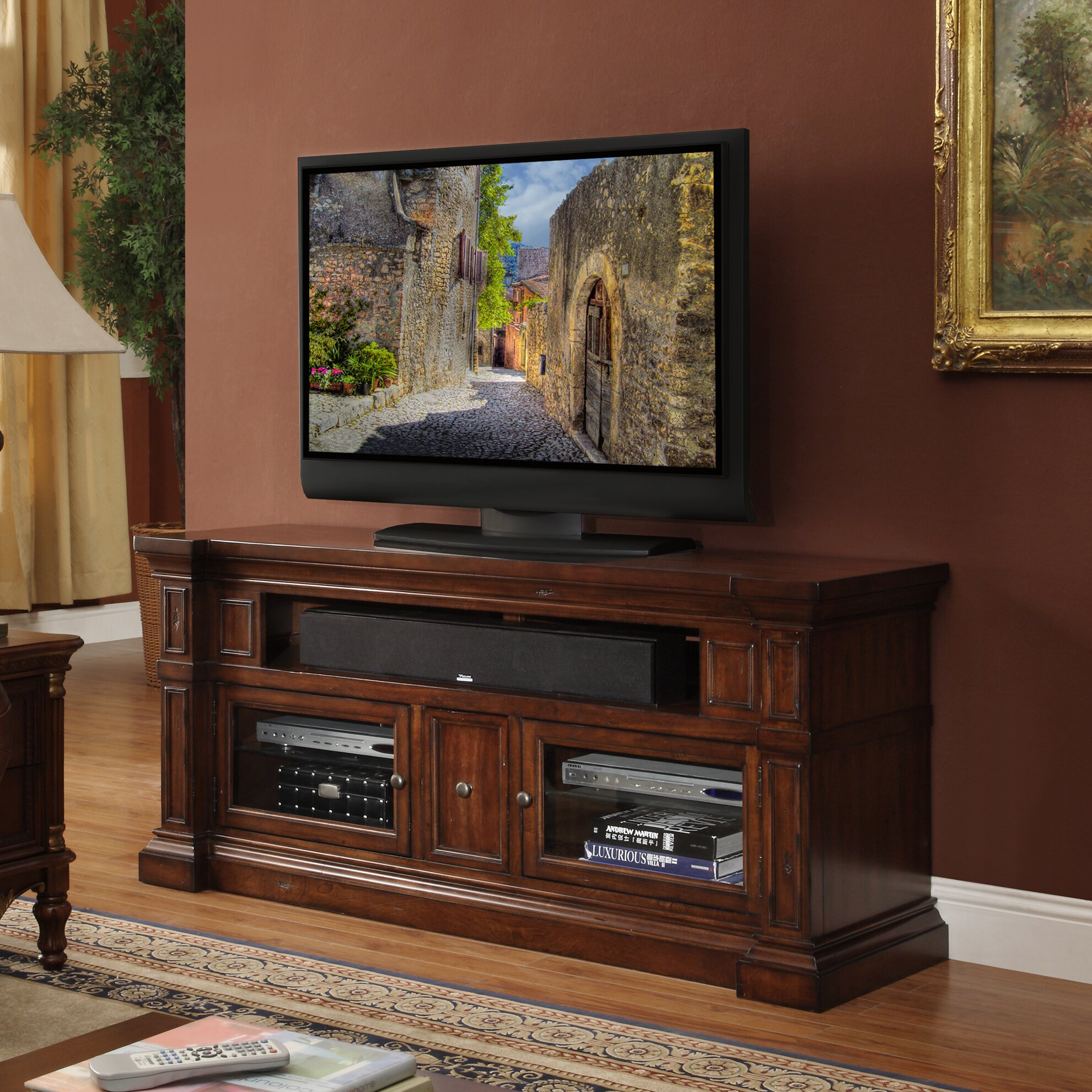 Tv stands and entertainment centers legends furniture sku lfn1639