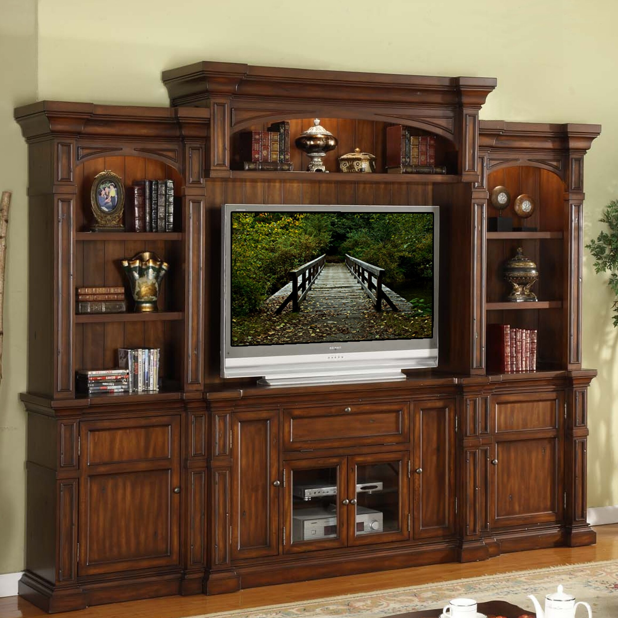 Legends Furniture Berkshire Entertainment Center Reviews