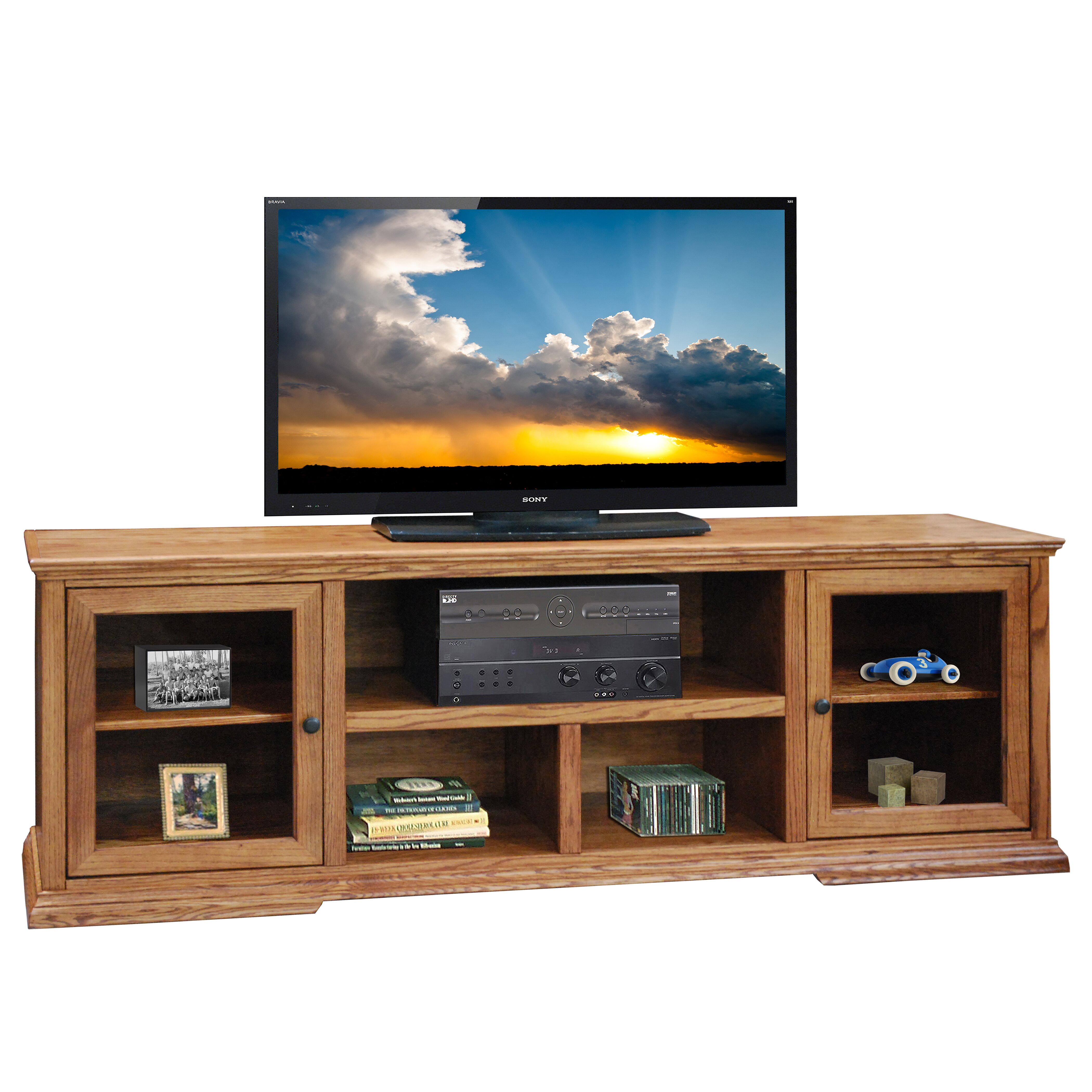 Legends Furniture Colonial Place Tv Stand Amp Reviews Wayfair