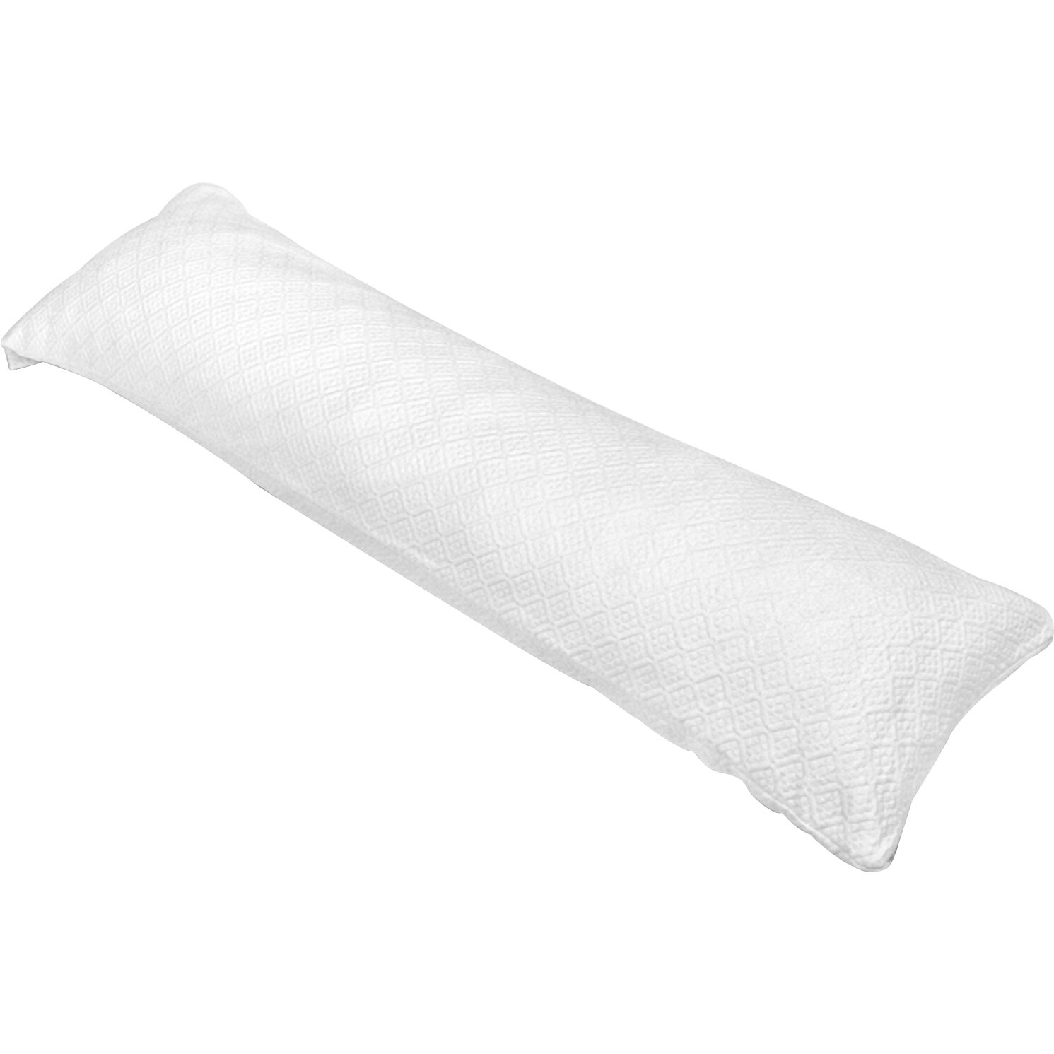 Pure Rest Memory Foam Body Pillow Amp Reviews Wayfair
