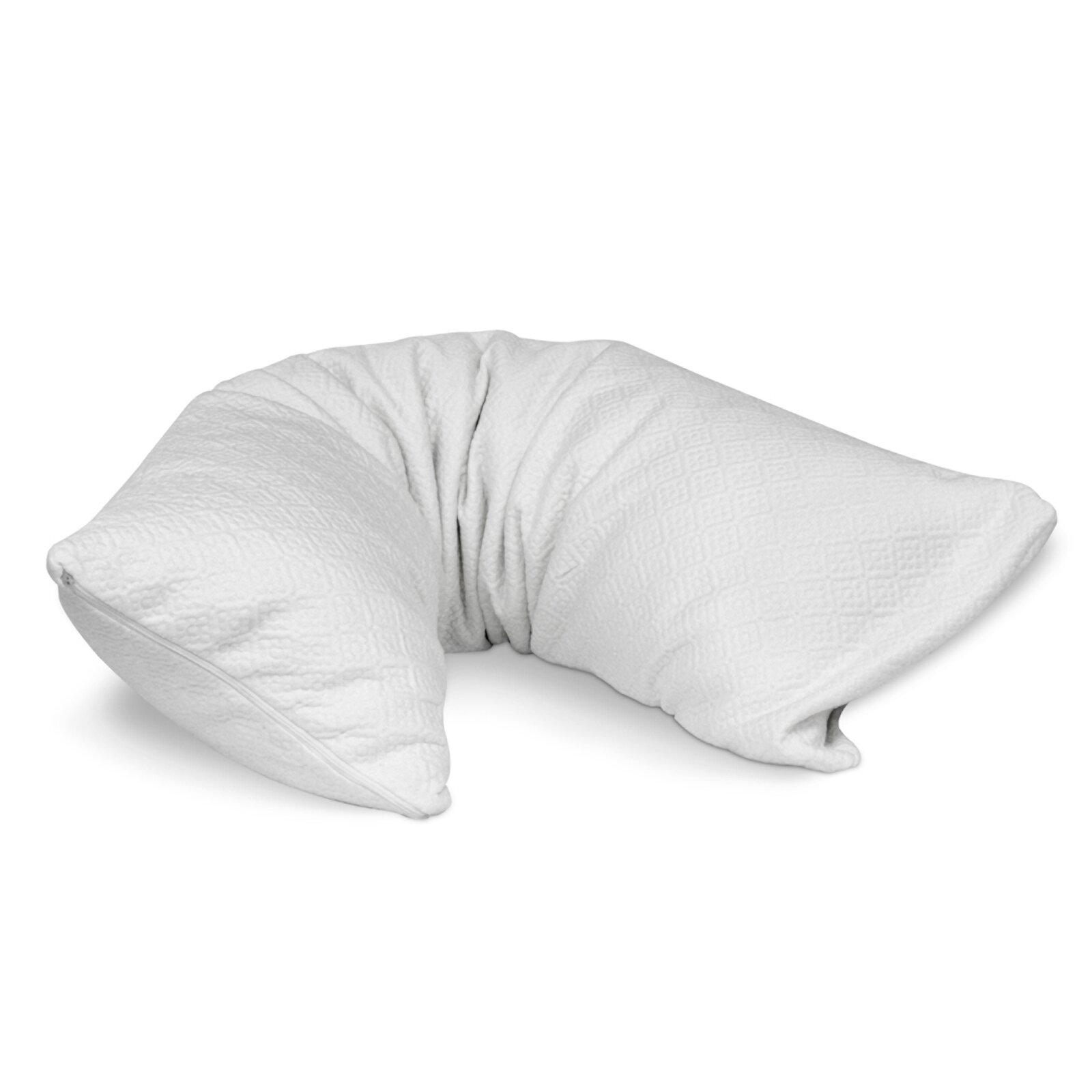 Pure Rest Memory Foam Standard Pillow Amp Reviews Wayfair