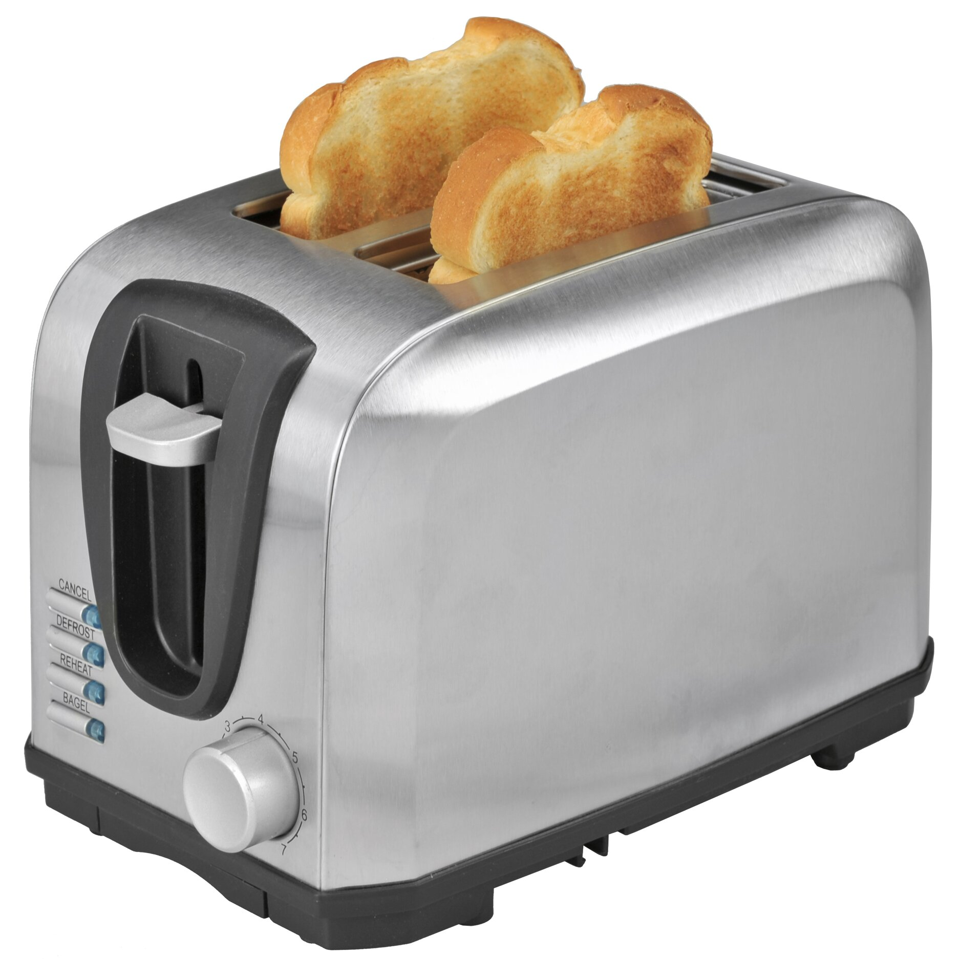 Kalorik 2 Slice Toaster Amp Reviews Wayfair