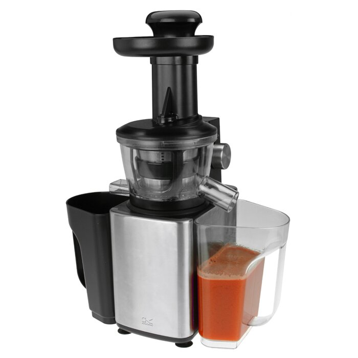 Cooksense Slow Juicer Review : Kalorik Slow Juicer & Reviews Wayfair