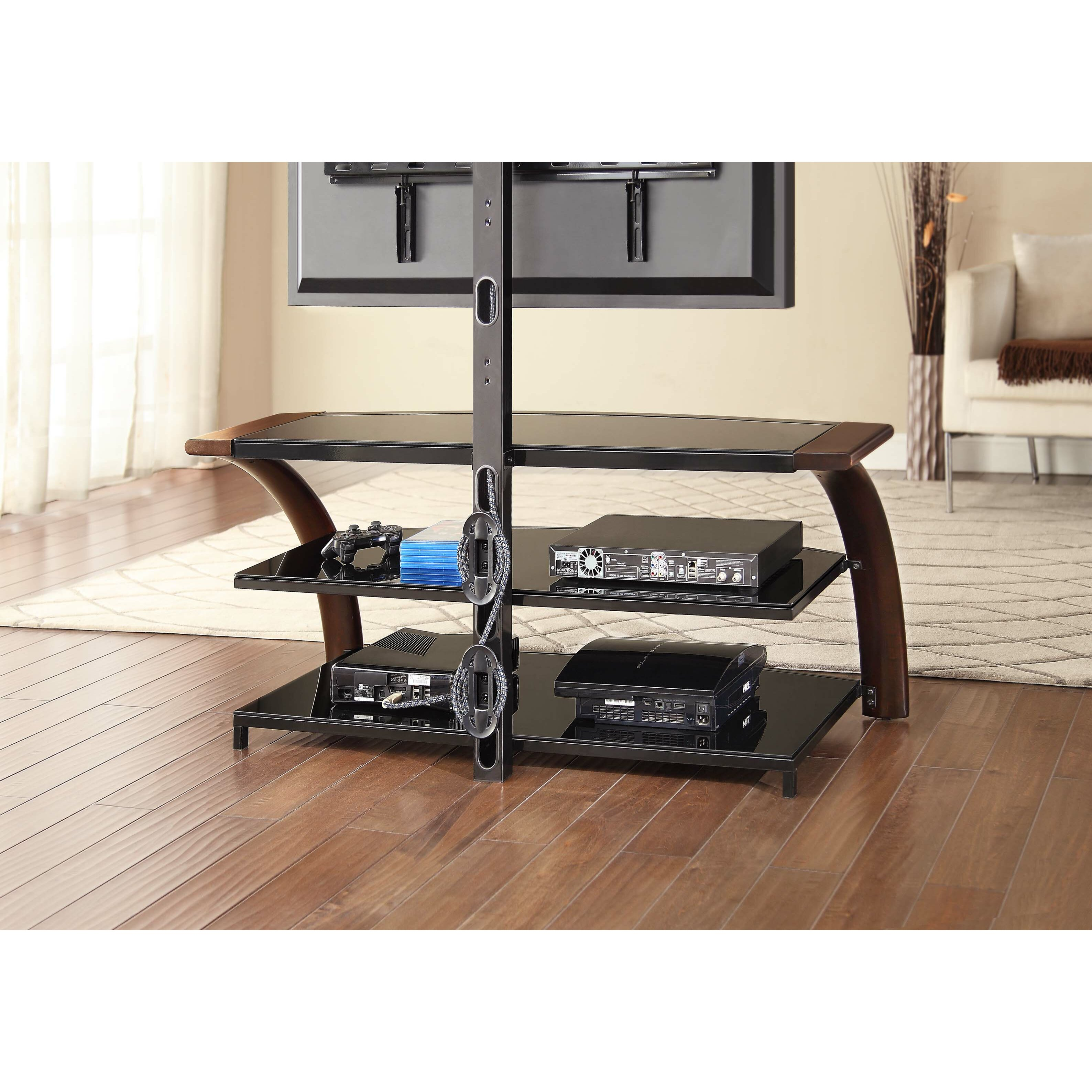 Whalen furniture malibu tv stand reviews wayfair for I furniture reviews