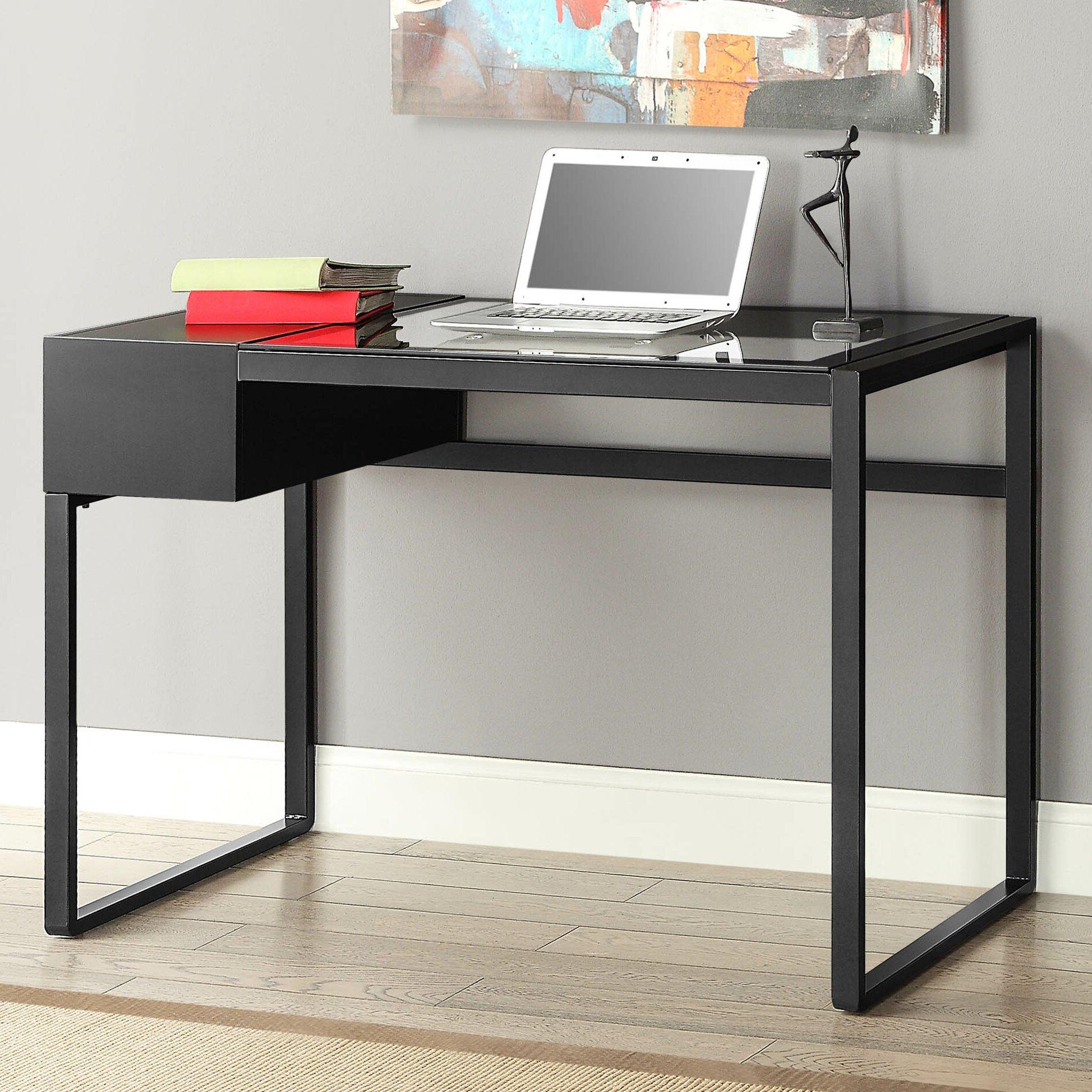 Whalen Furniture Courtland Computer Desk & Reviews | Wayfair