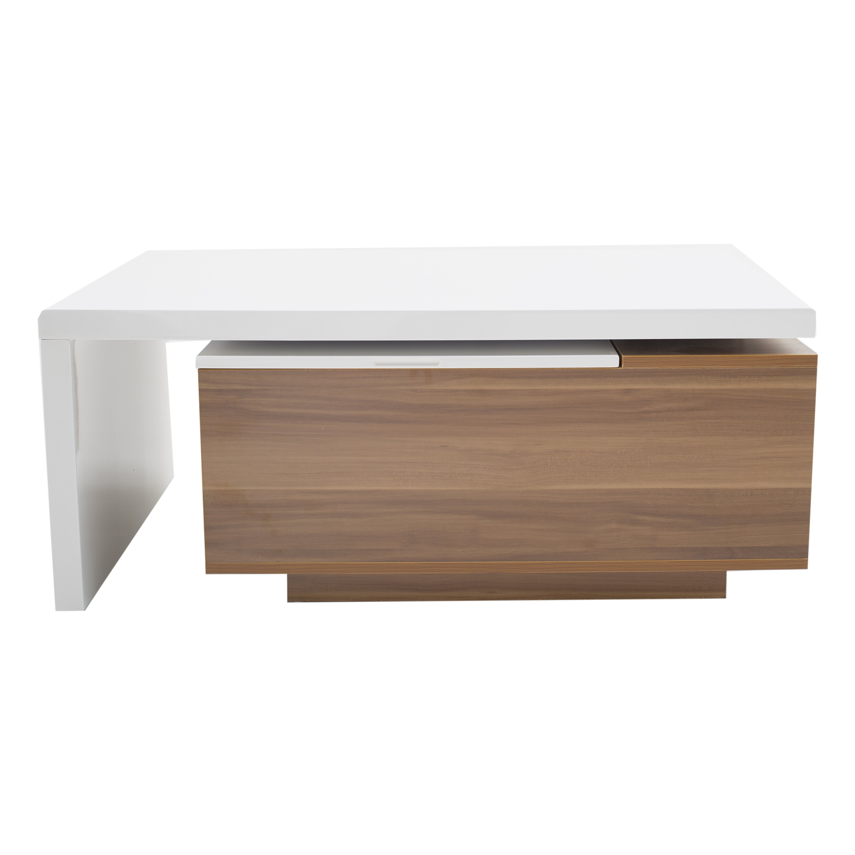 Matrix Coffee Table With Lift Top Reviews Wayfair