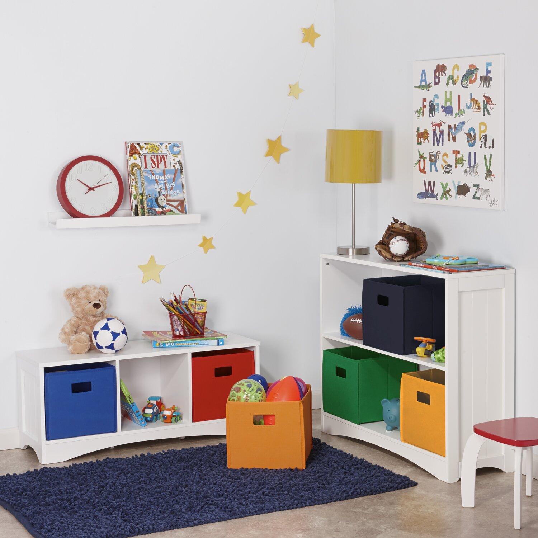 Riverridge Kids Kids Bench With Storage Compartment Reviews Wayfair