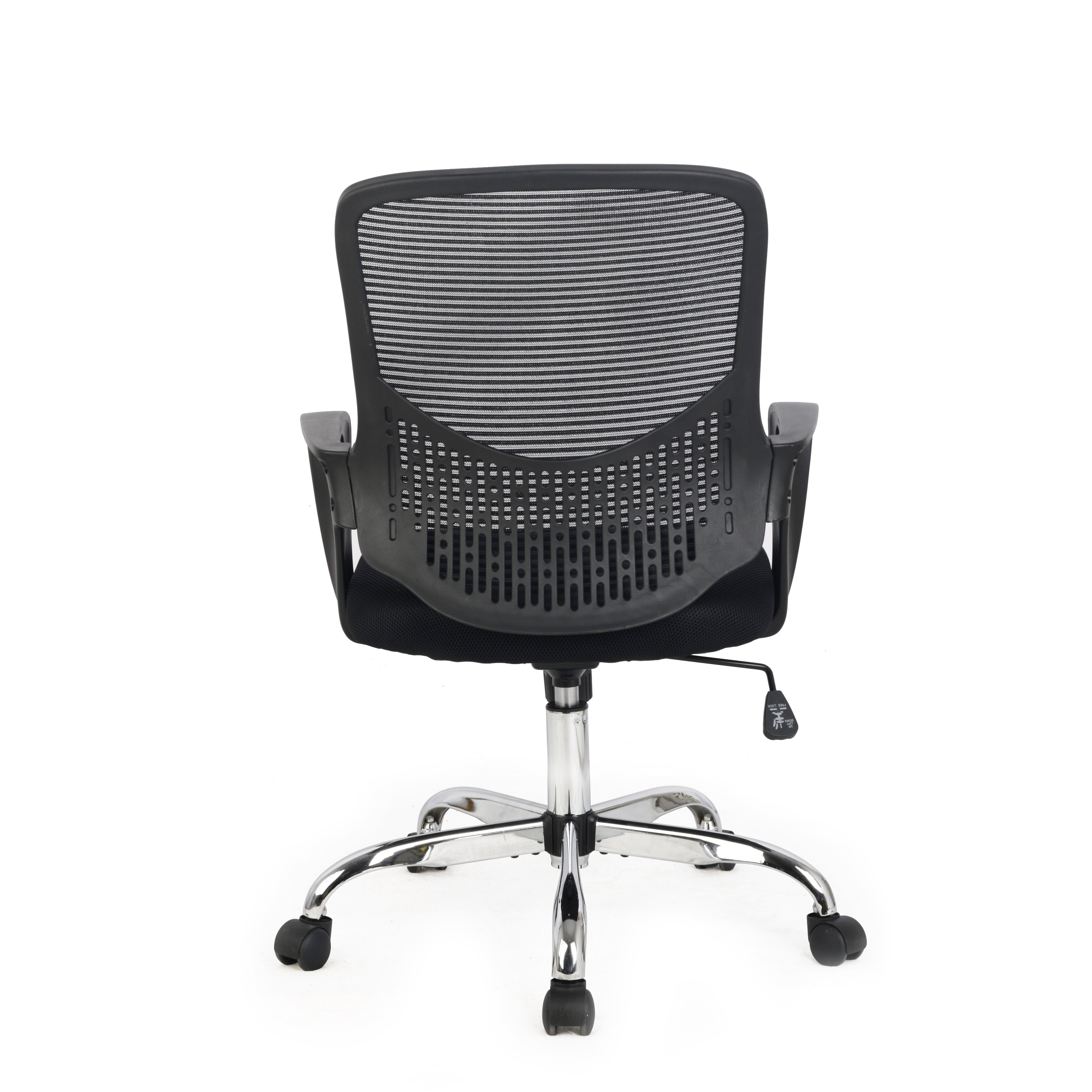 hodedah mid back mesh office chair reviews wayfair