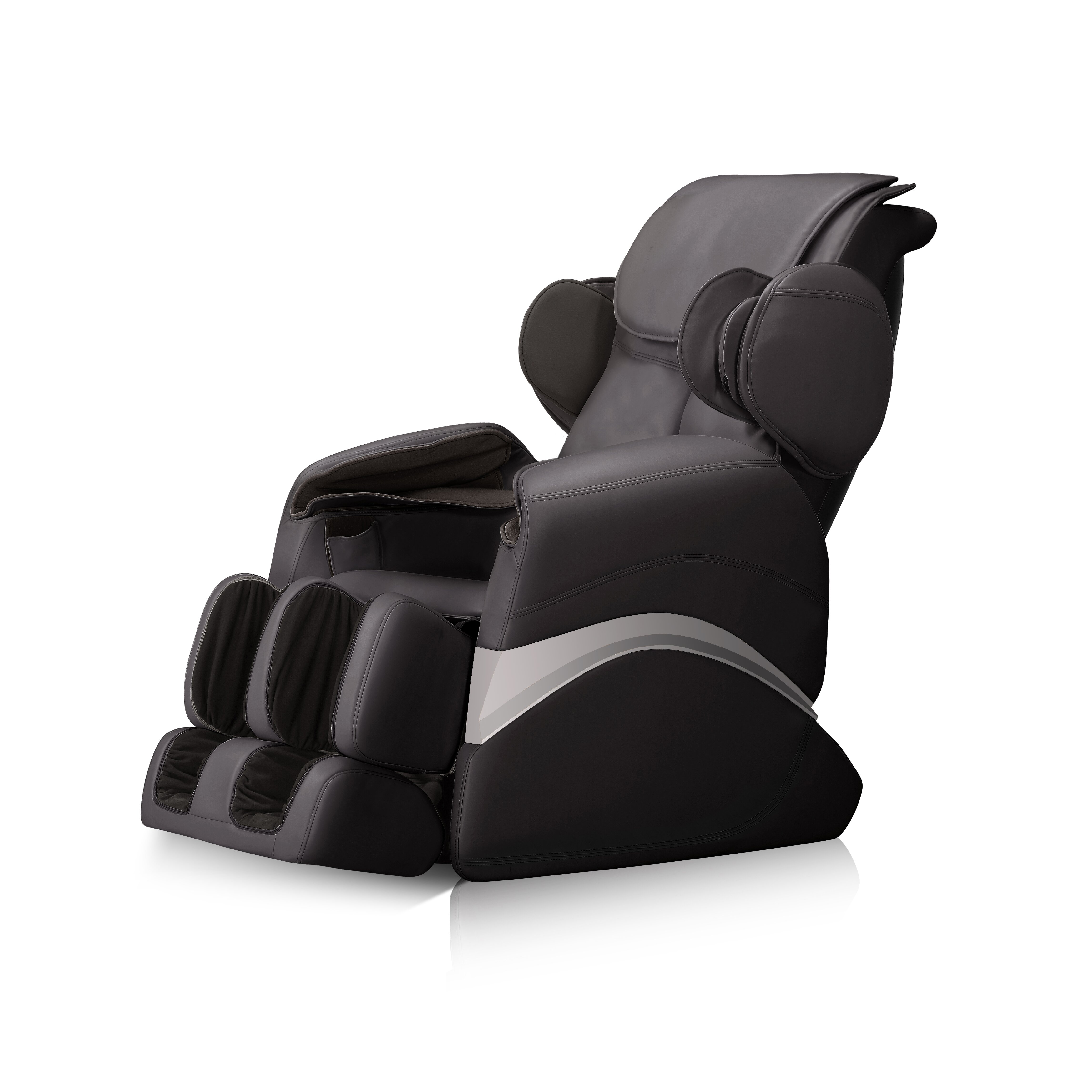 i fort Faux Leather Zero Gravity Massage Chair with