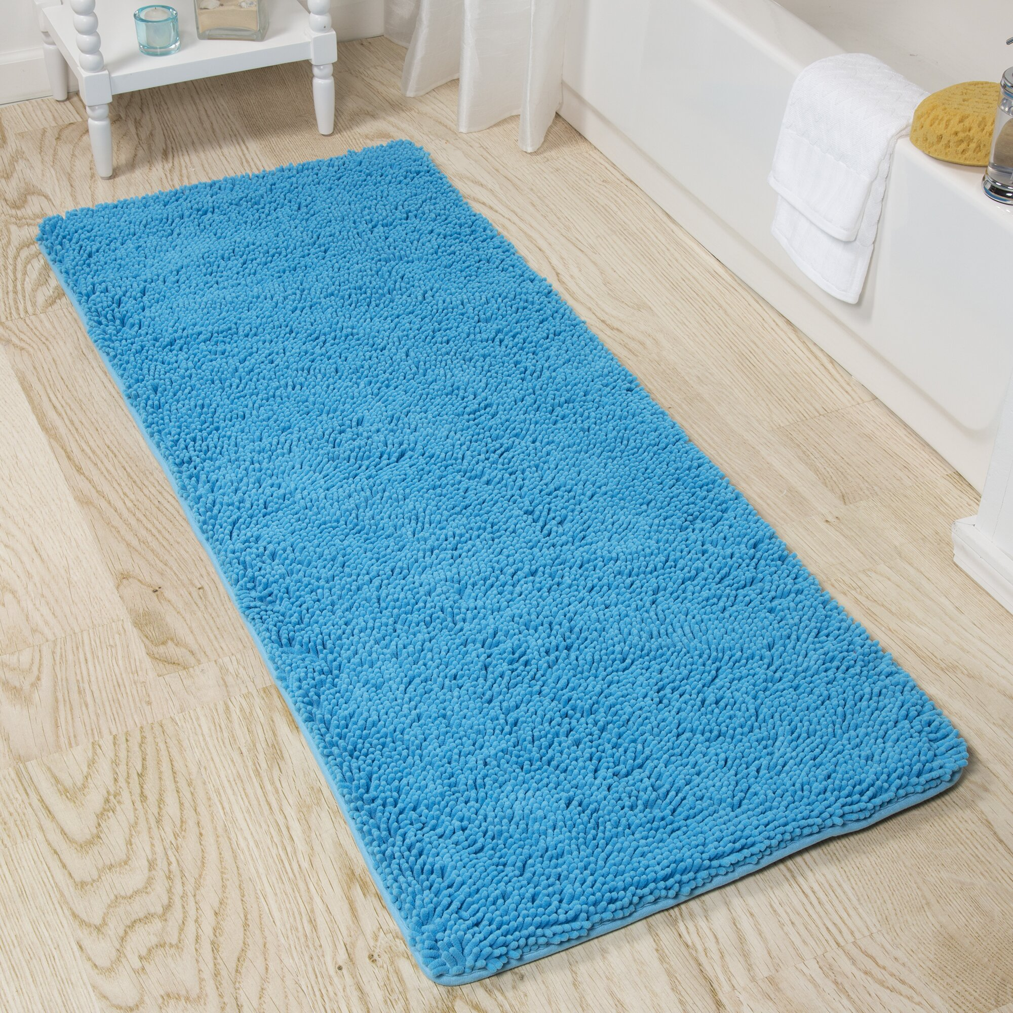Lavish Home Bath Mat Amp Reviews Wayfair