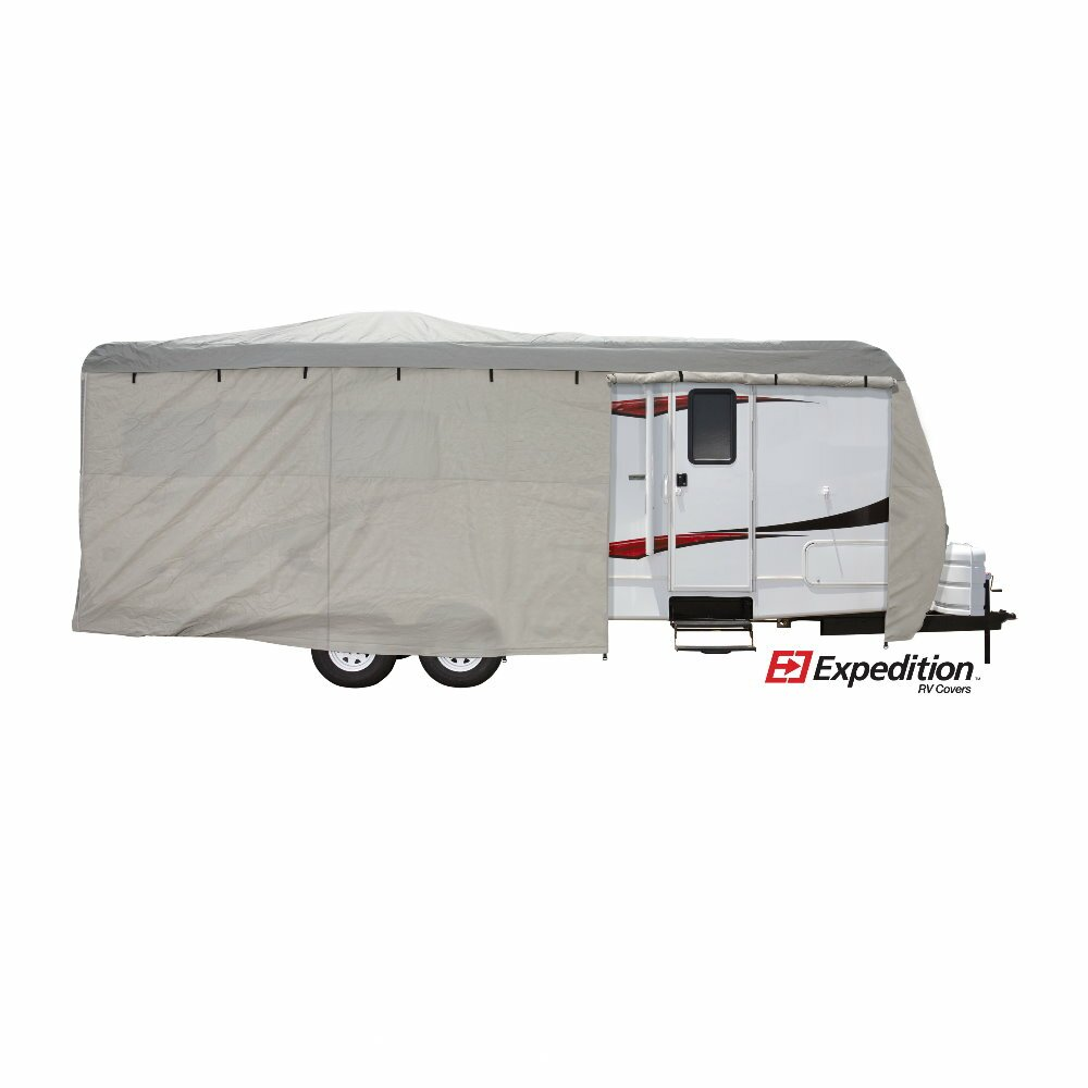 Expedition Travel Trailer Cover Reviews