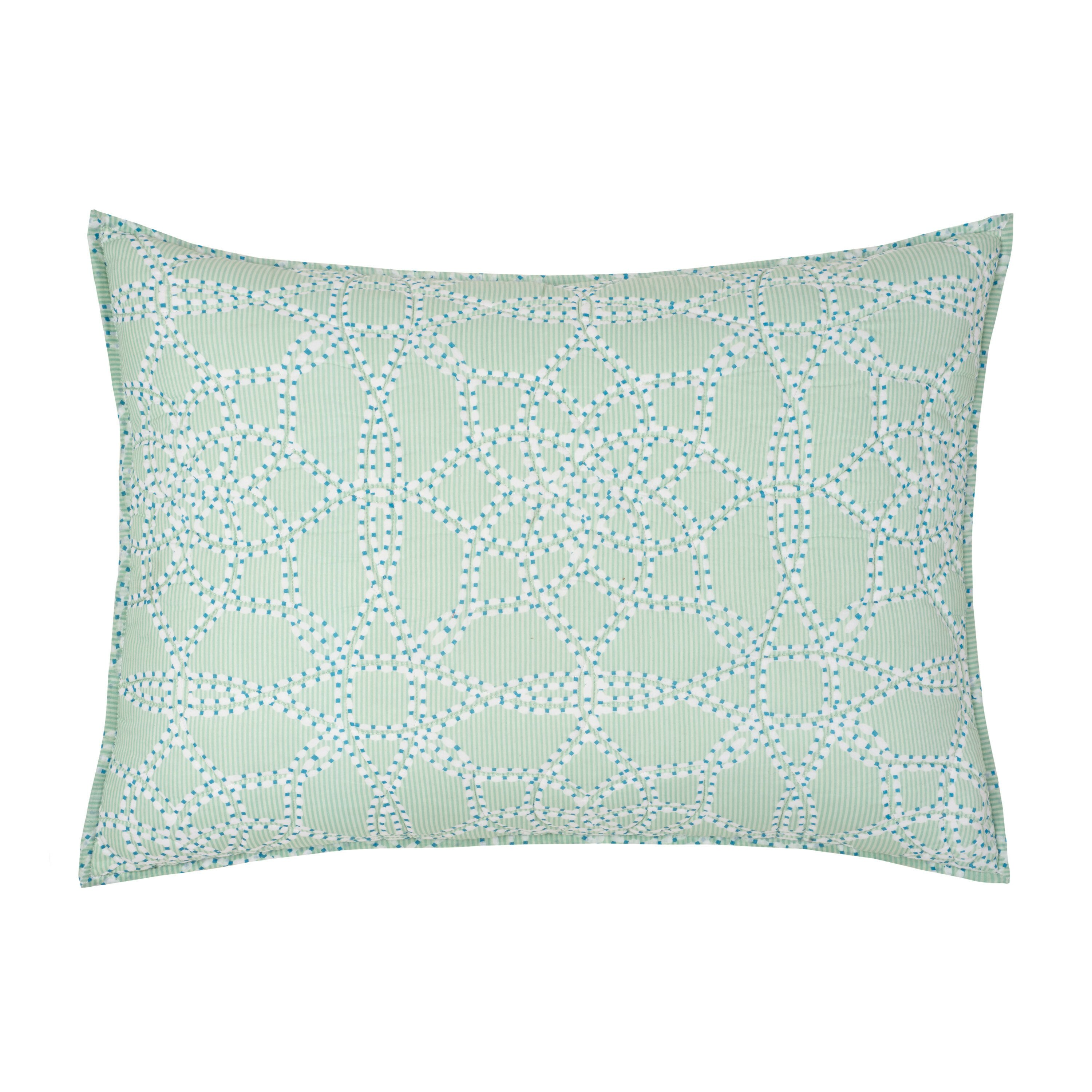 Southern tide lagoon sham reviews for Southern tide bedding