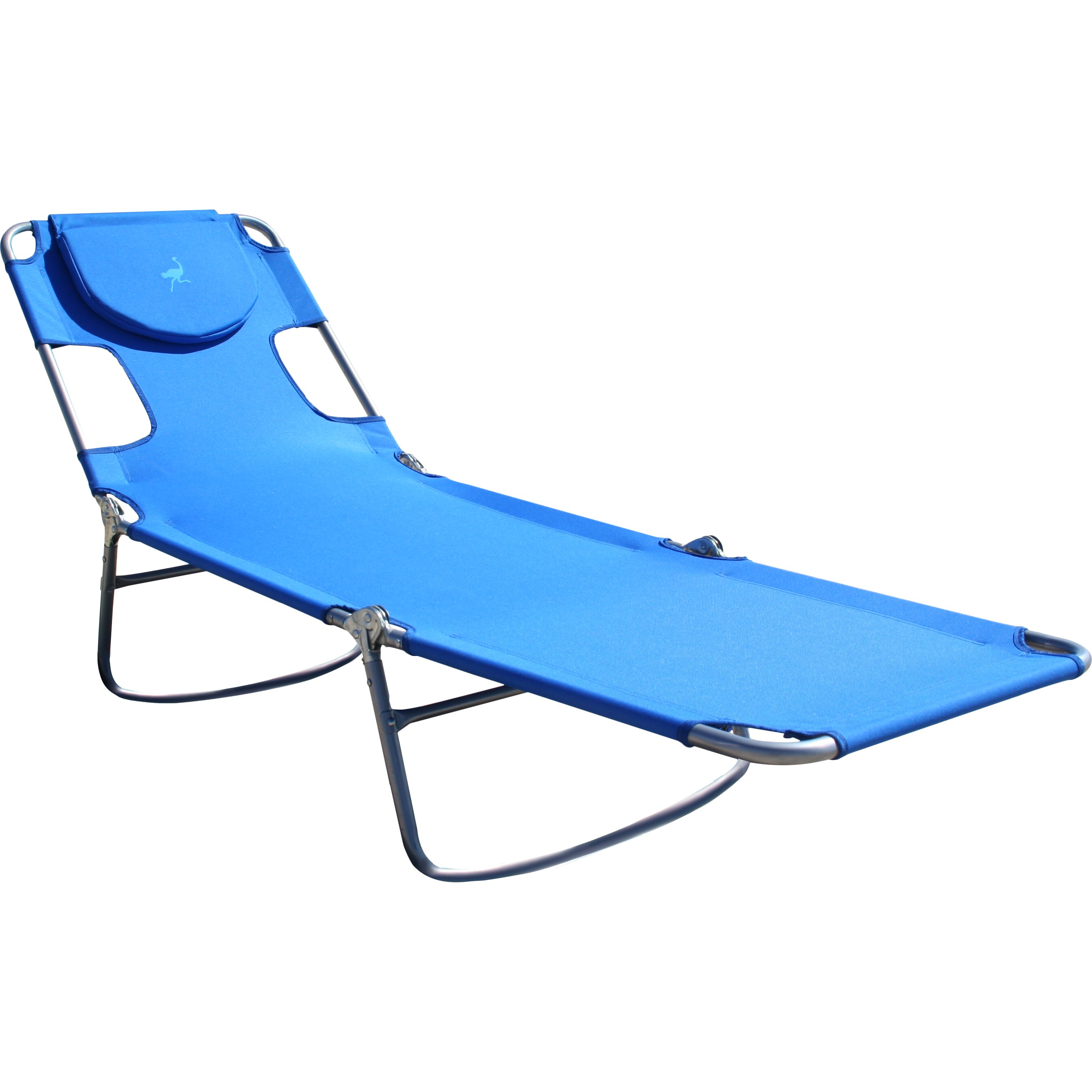 Ostrich chair folding chaise lounge reviews - Folding outdoor chaise lounge ...
