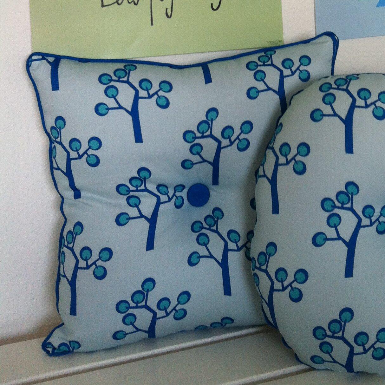 Scantrends Graphic Tree Kids Cotton Throw Pillow Wayfair