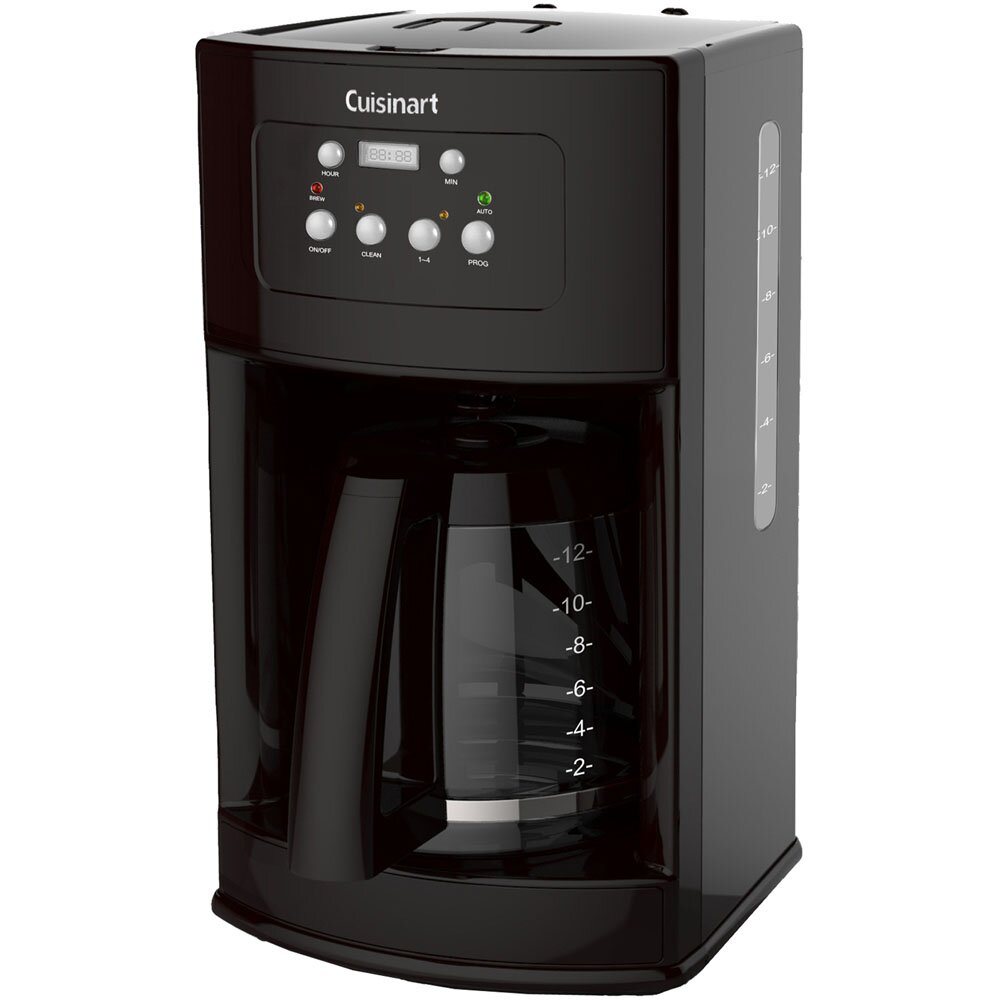 Cuisinart Coffee Maker Fire : Cuisinart Premier Series 12 Cup Programmable Coffee Maker & Reviews Wayfair