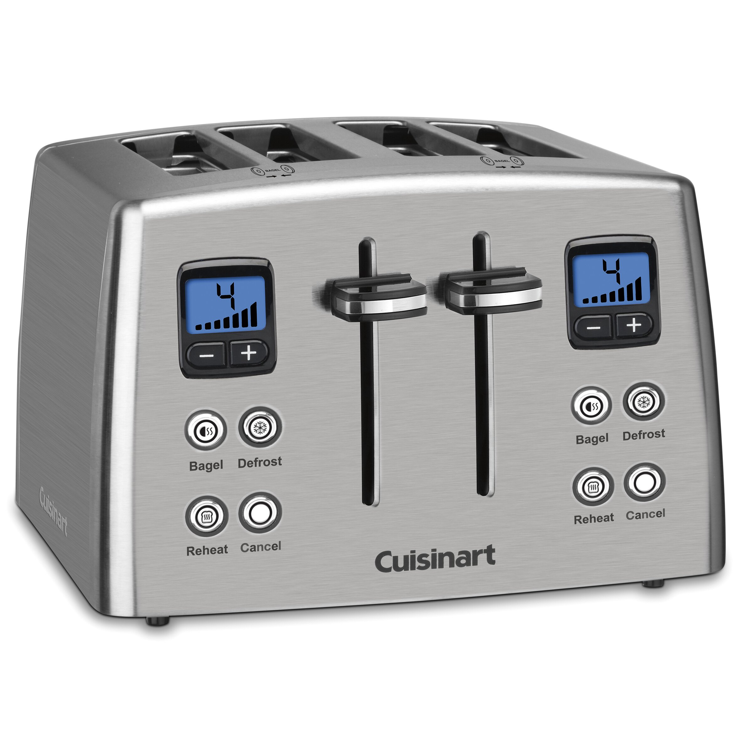 Cuisinart Classic Series 4 Slice Compact Toaster Amp Reviews