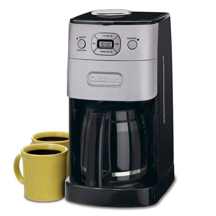 Cuisinart 12-Cup Automatic Coffee Maker & Reviews Wayfair