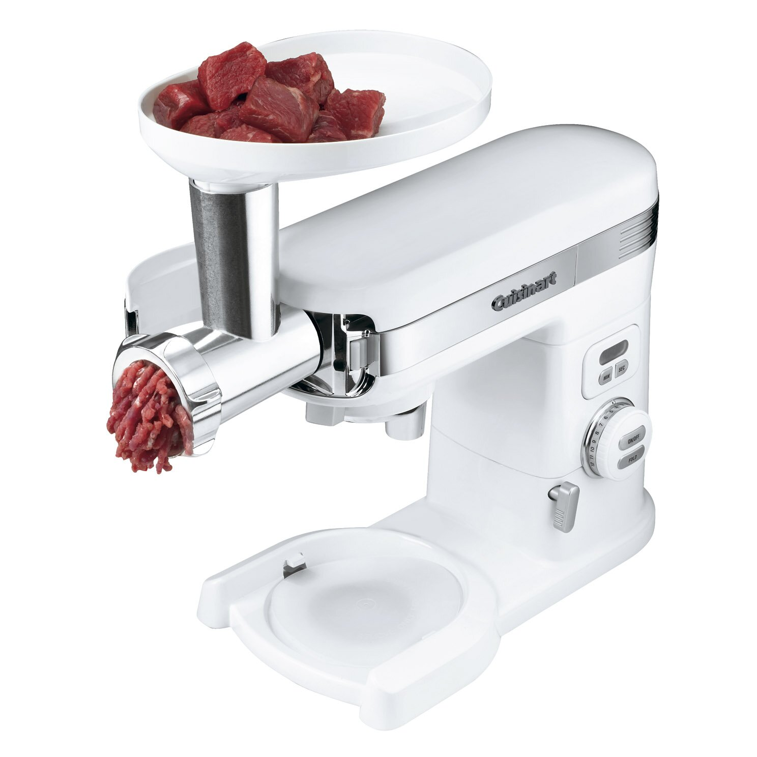 Cuisinart Meat Grinder Stand Mixer Attachment & Reviews ...