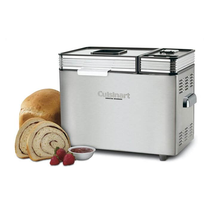 bread machine cuisinart