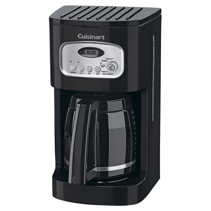 Cuisinart Coffee Maker Fire : Cuisinart 12 Cup Programmable Coffee Maker & Reviews Wayfair