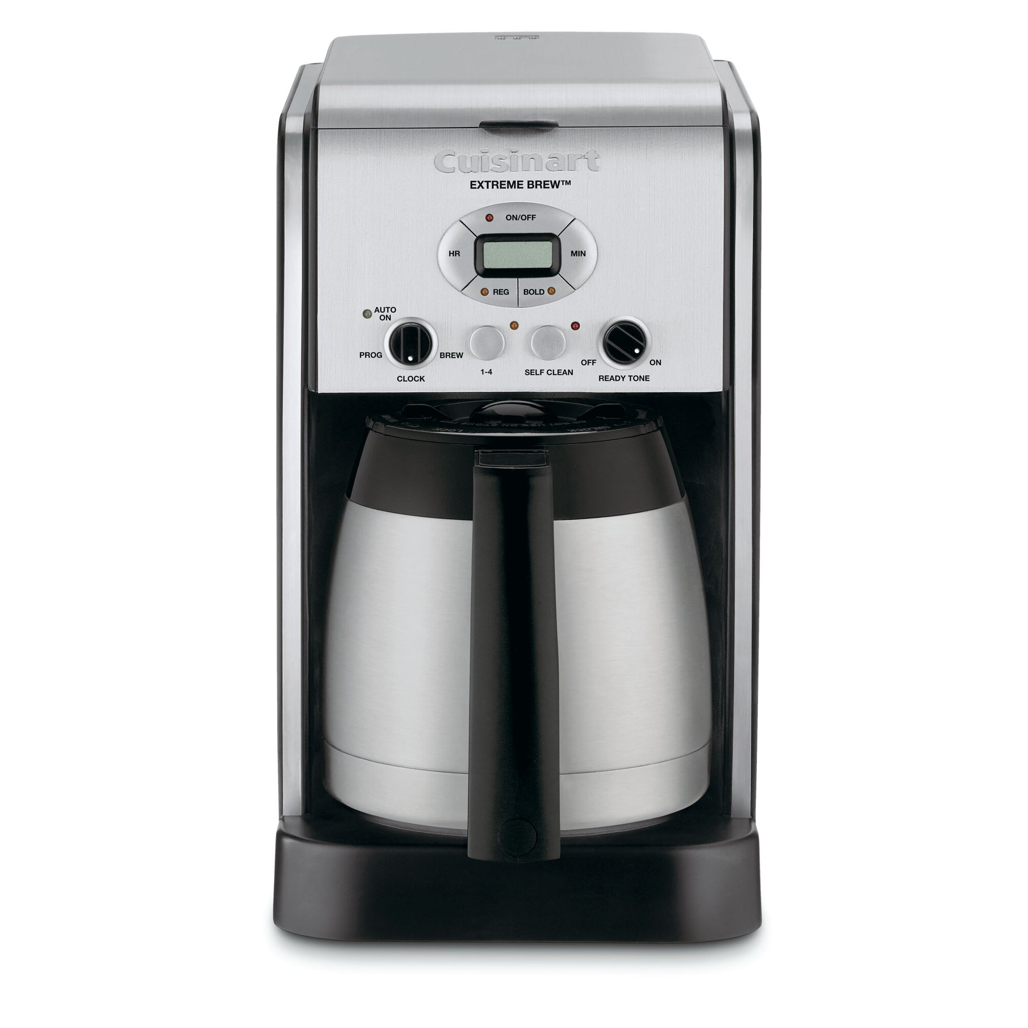 Programmable Thermal Coffee Maker Reviews : Cuisinart Extreme Brew 10 Cup Thermal Programmable Coffee Maker & Reviews Wayfair