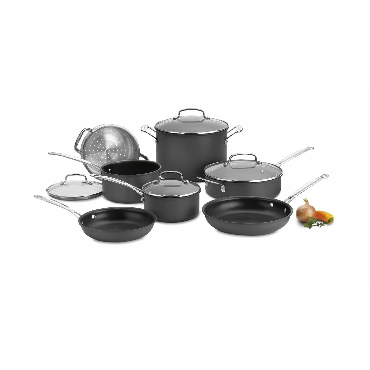 cuisinart stainless steel cookware how to clean