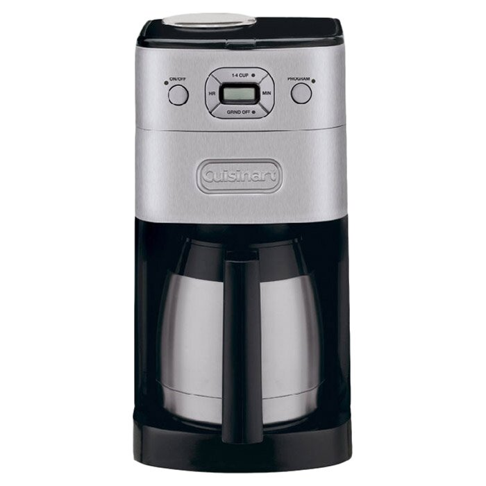 Cuisinart 10 Cup Thermal Automatic Coffee Maker & Reviews Wayfair
