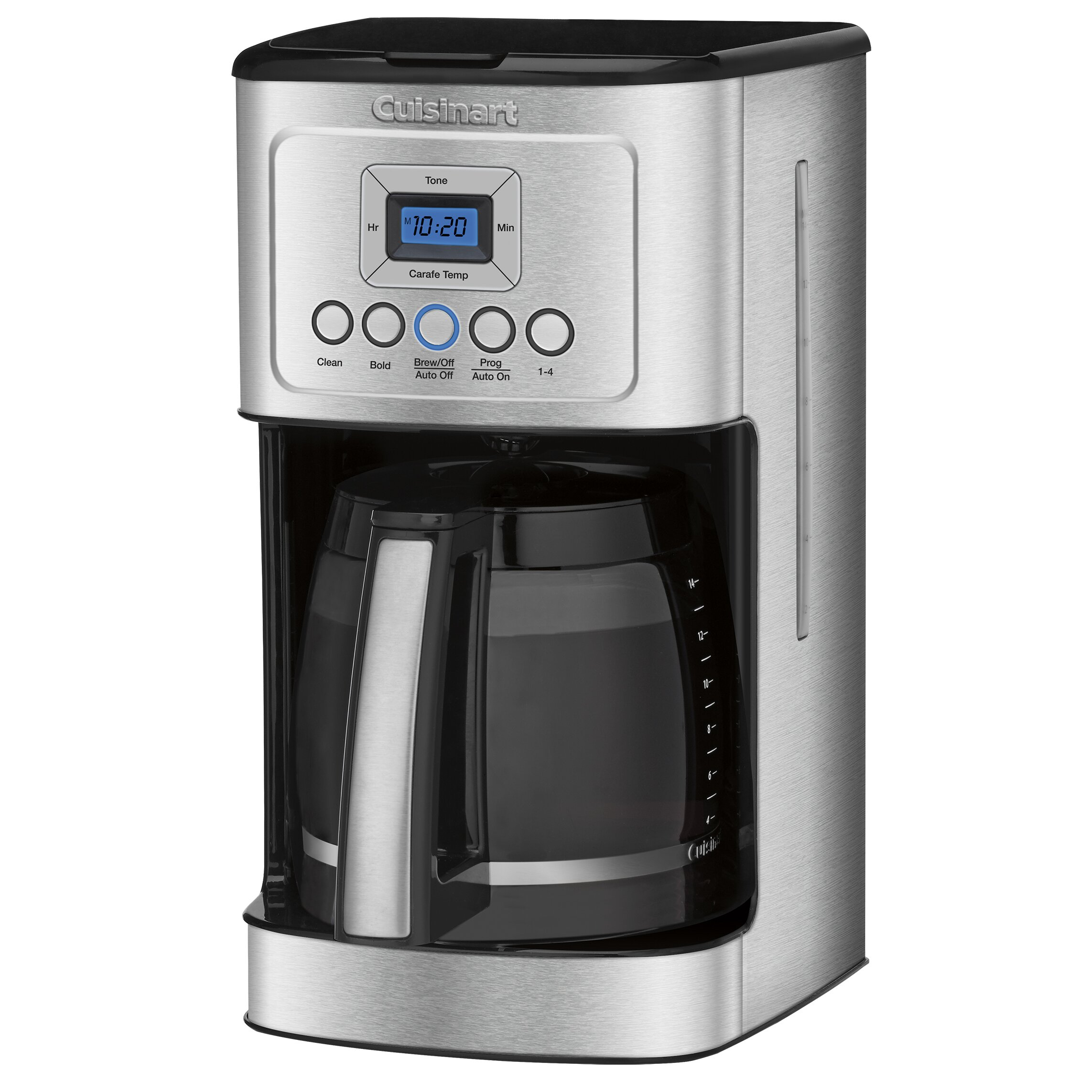 One Cup Coffee Maker Programmable : Cuisinart 14 Cup Programmable Coffee Maker & Reviews Wayfair
