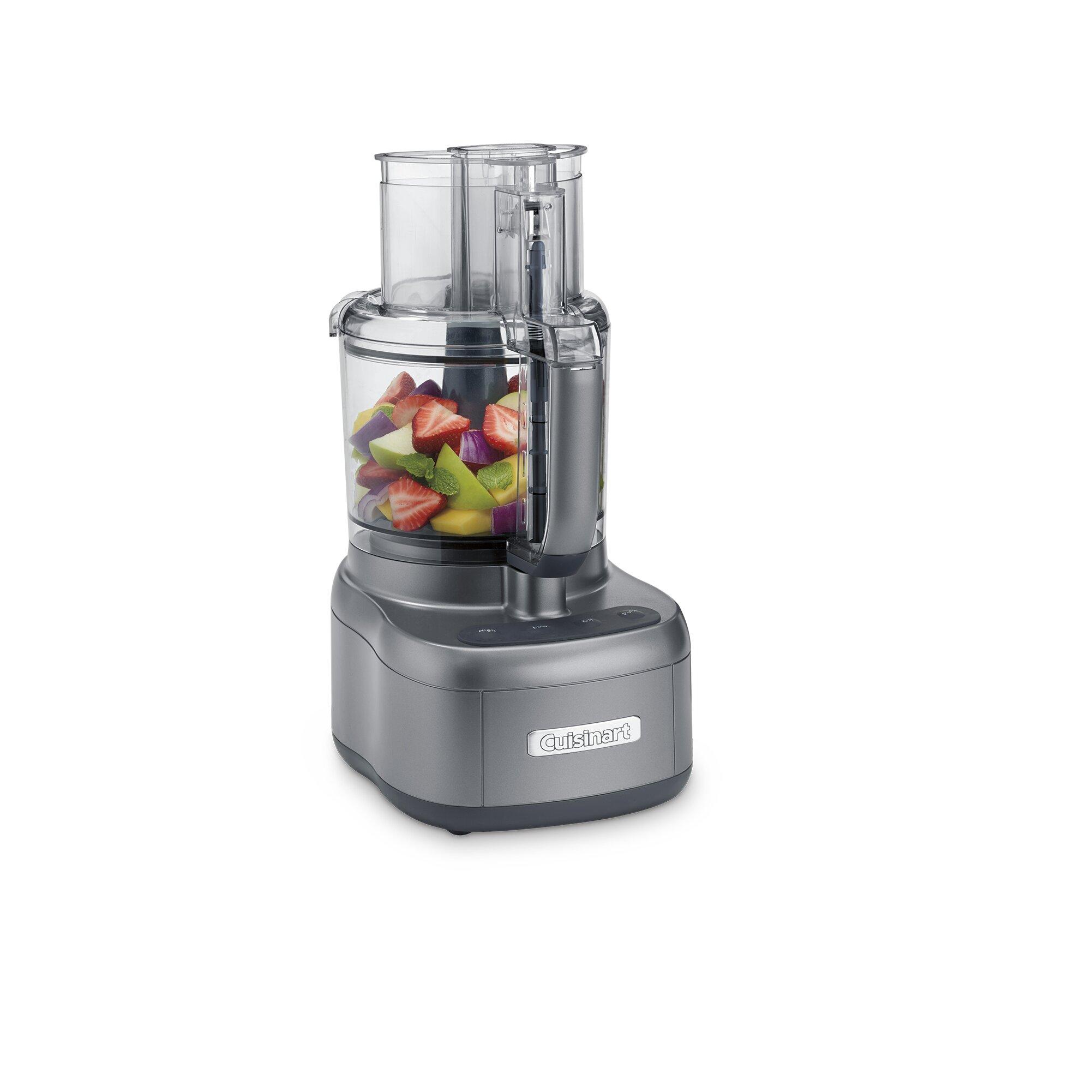 Food Processor Reviews ~ Cuisinart elemental cup food processor reviews wayfair