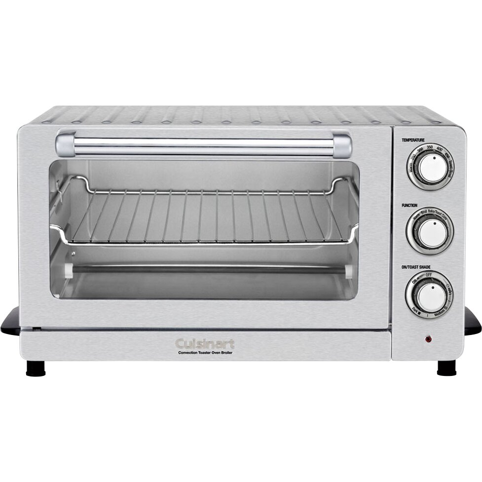 Professional Countertop Convection Oven Reviews : ... Counter Pro Convection Toaster Oven Broiler & Reviews Wayfair