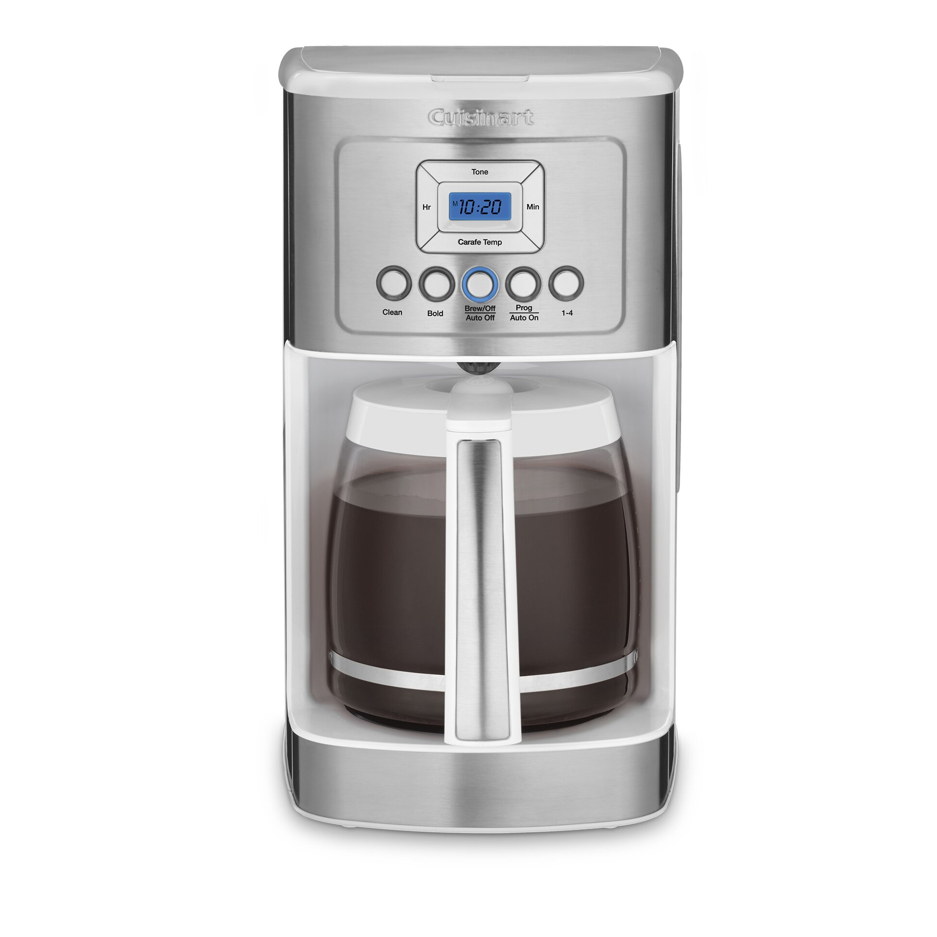 Cuisinart 14 Cup Programmable Coffee Maker & Reviews Wayfair