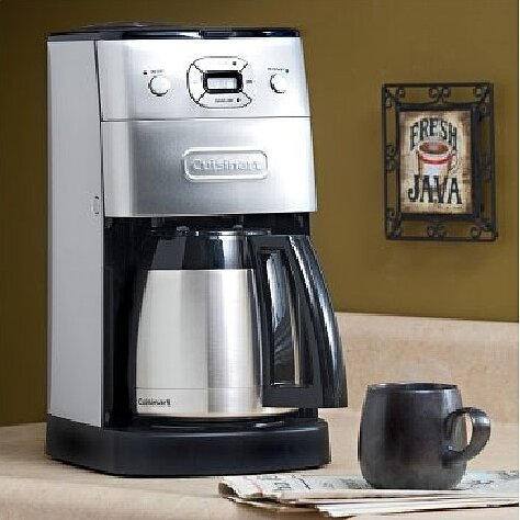 Cuisinart Coffee Maker Auto Off Not Working : Cuisinart 10 Cup Thermal Automatic Coffee Maker & Reviews Wayfair