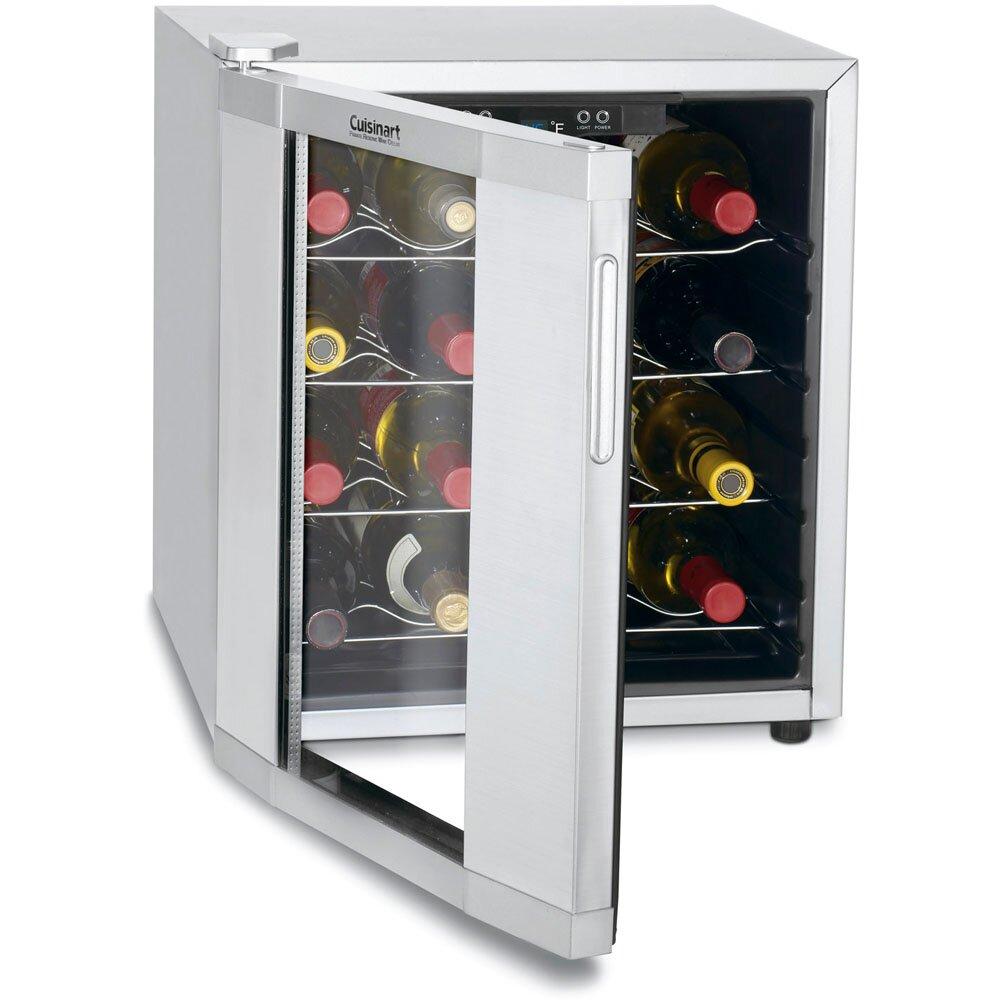 Cuisinart Wine Cellar 16 Bottle Single Zone Freestanding