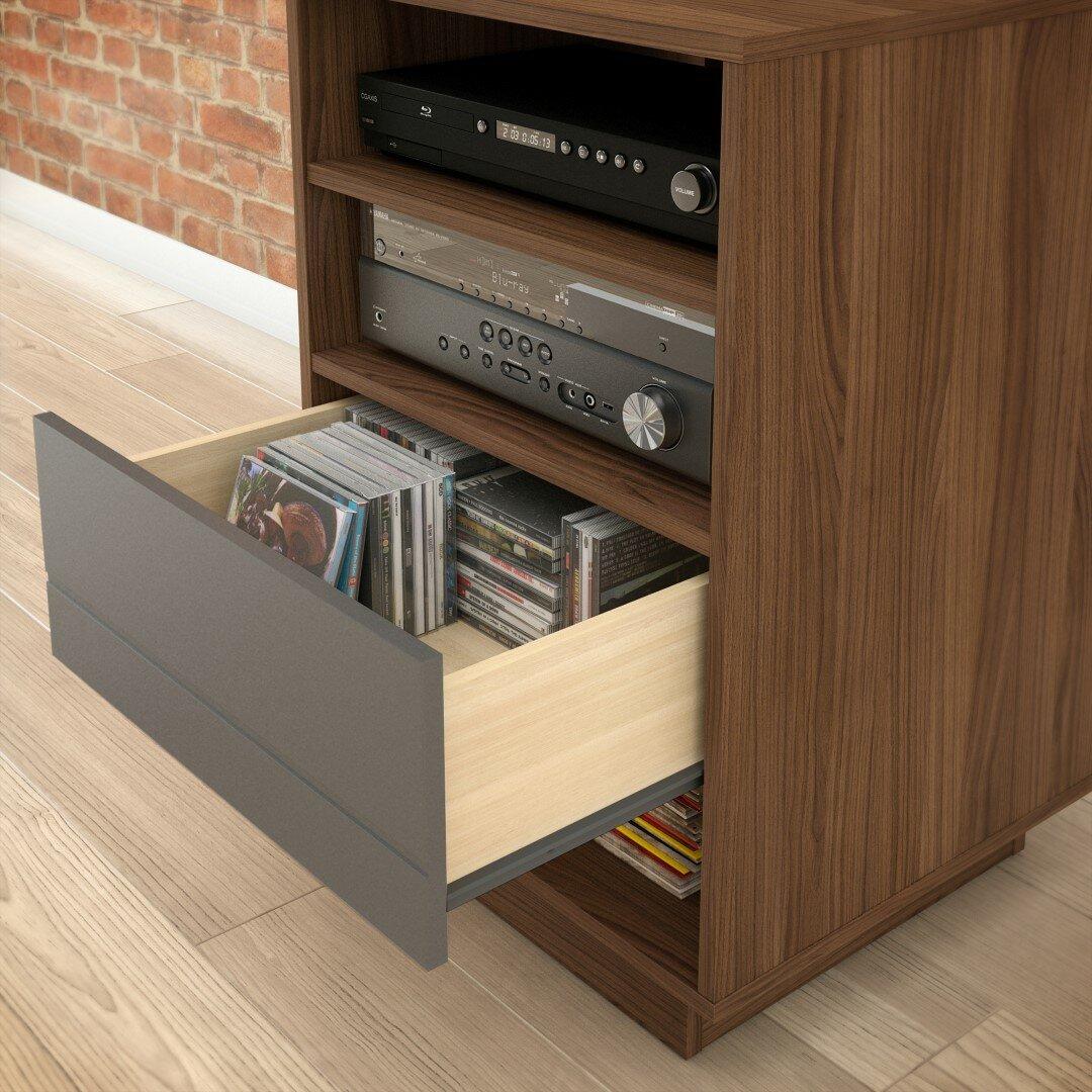 Nexera audio cabinet