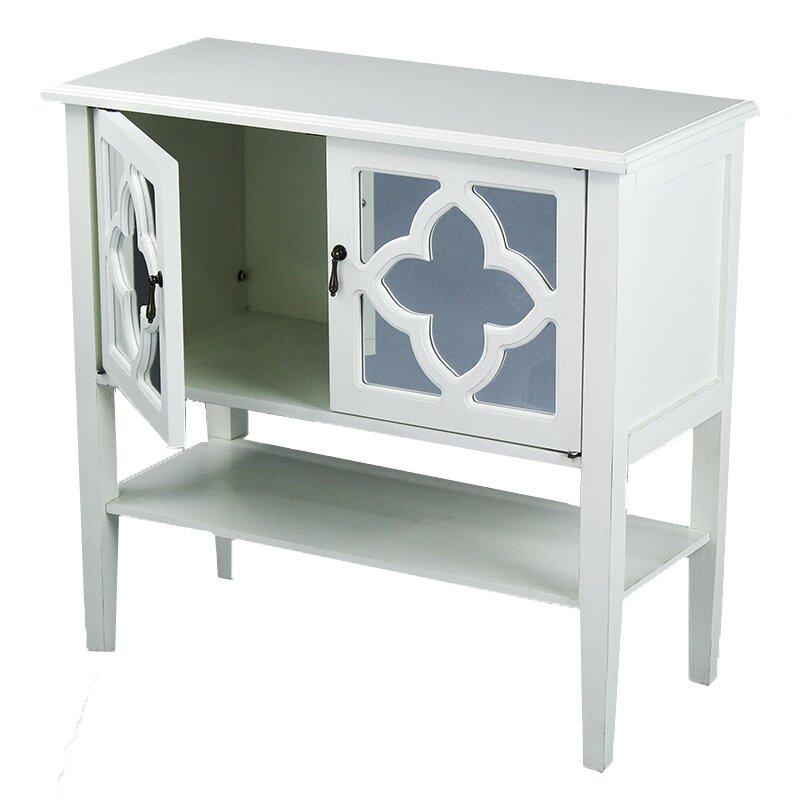 Heather Ann 2 Door Console Cabinet Amp Reviews Wayfair Ca