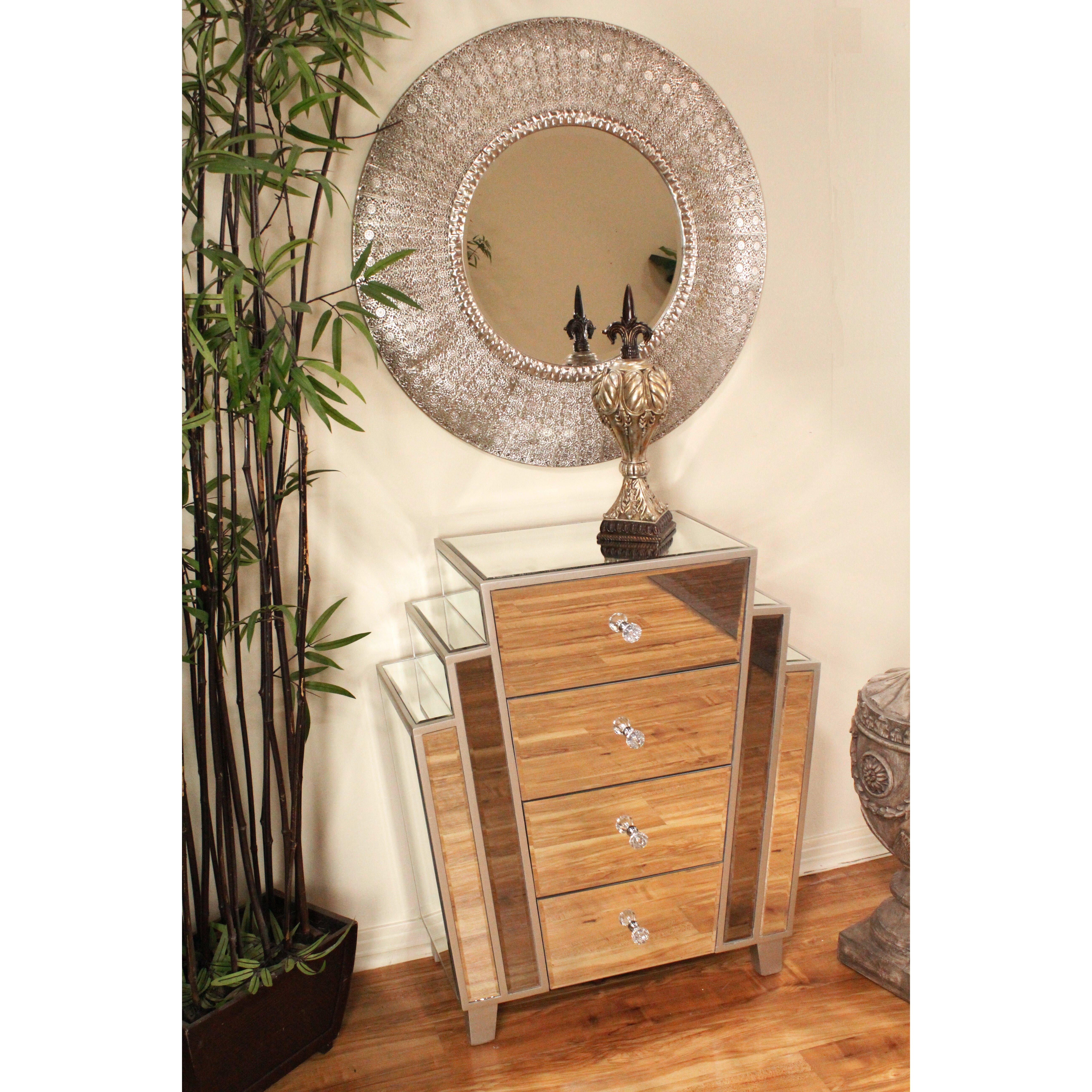 Heather Ann Marquee Art Decor Cabinet Wayfair
