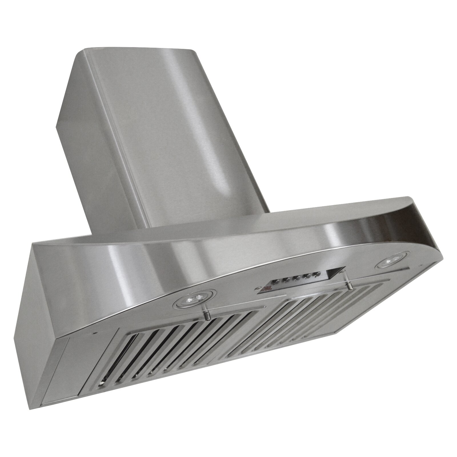 Wall Exhaust Hood ~ Kobe range hoods brillia quot cfm vented wall mounted