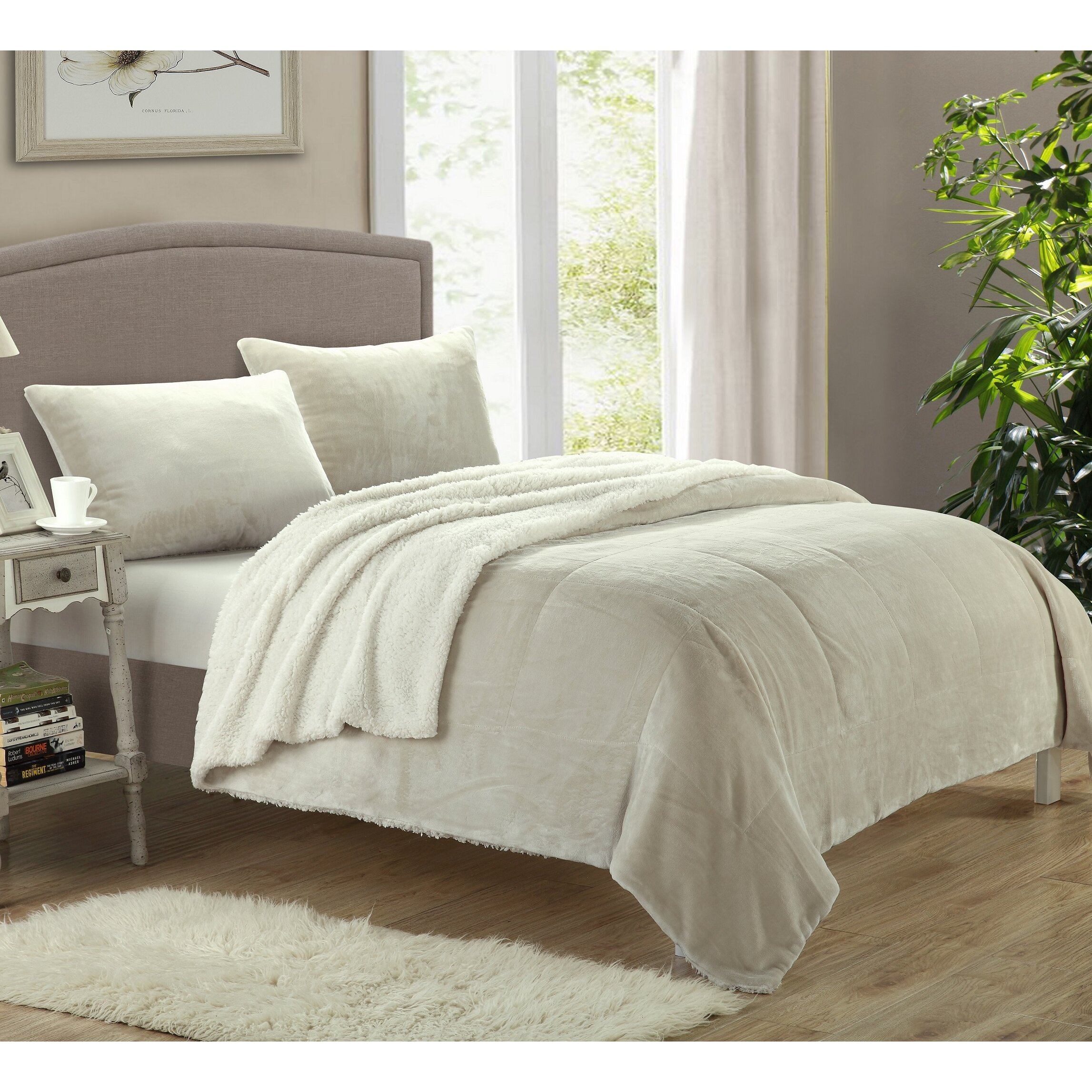Chic Home Evie 2 Piece Twin Xl Comforter Set Amp Reviews