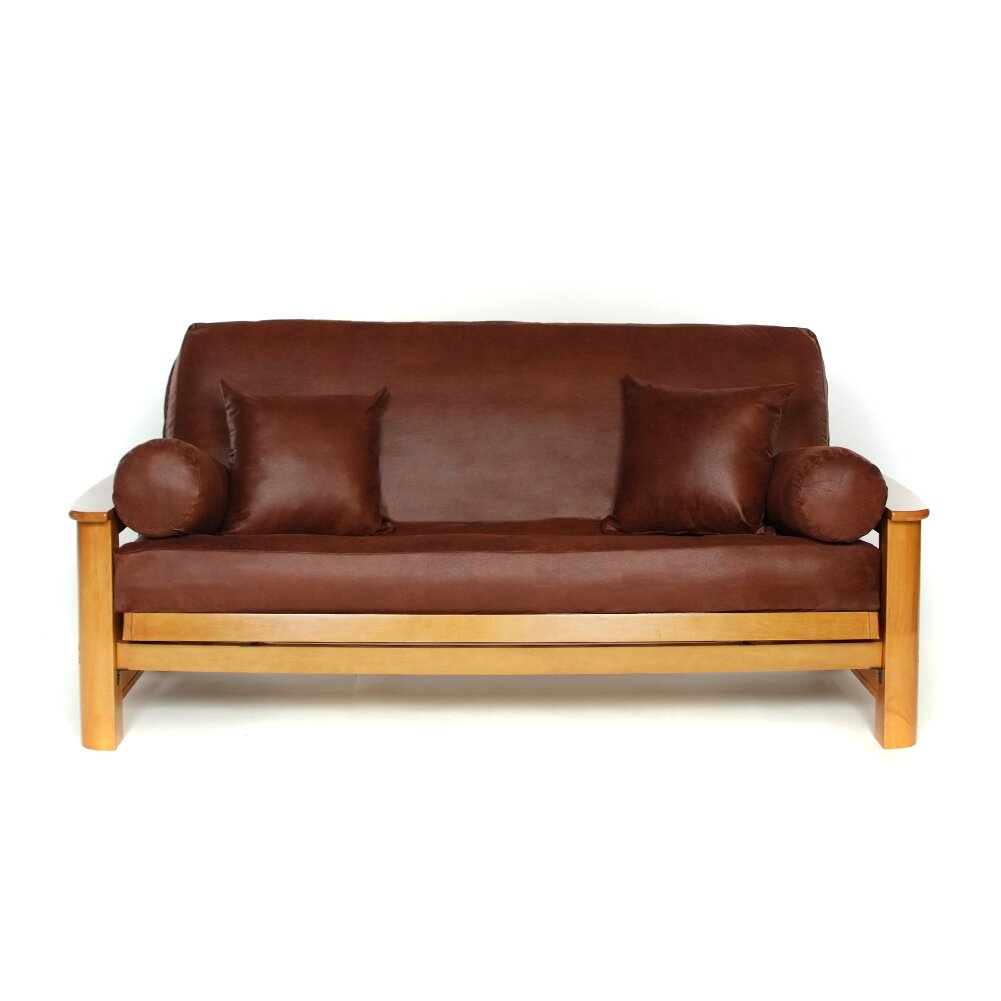 LSCovers Hide Futon Slipcover & Reviews