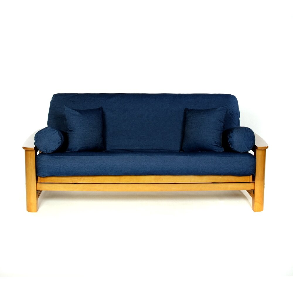 LSCovers Jean Futon Slipcover & Reviews