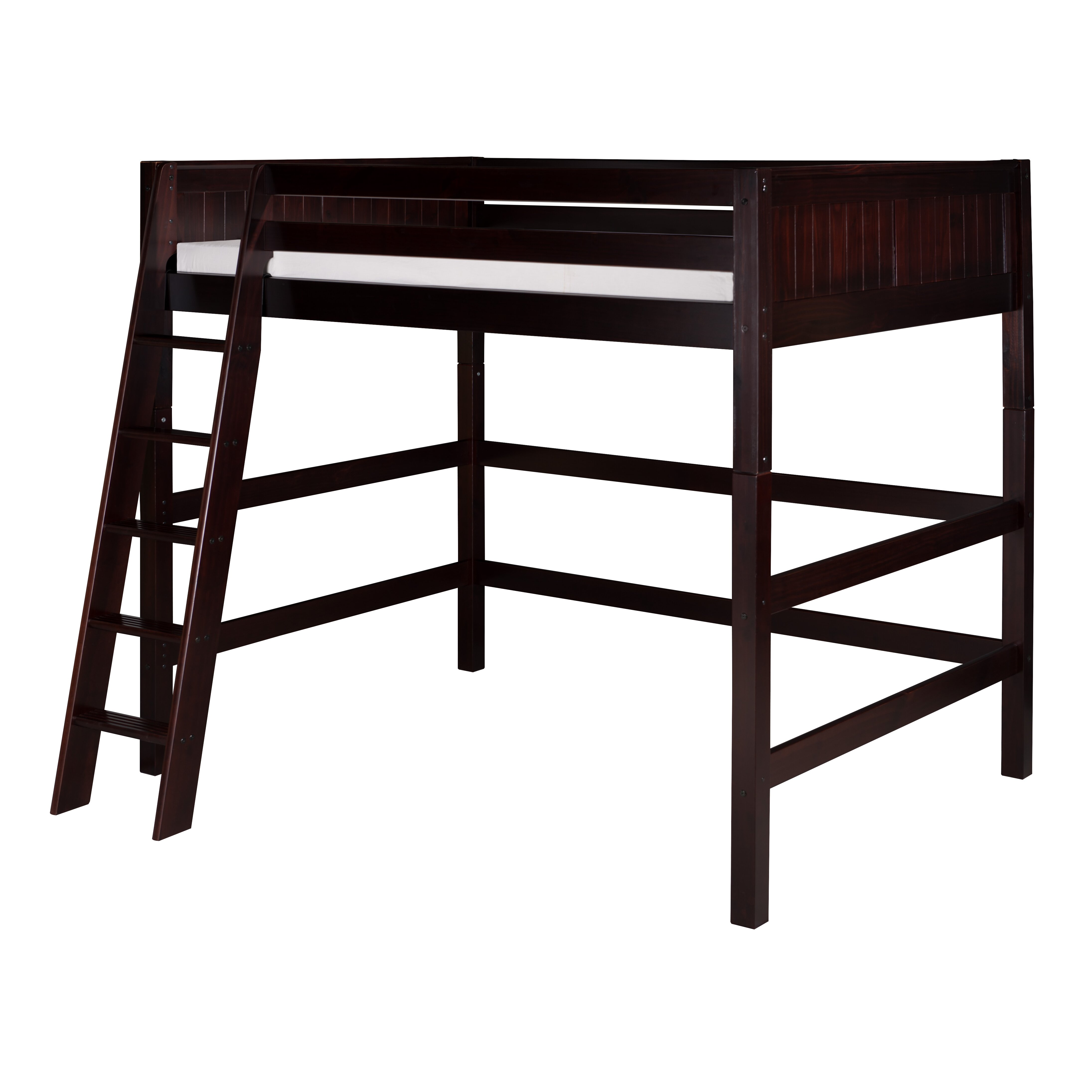 Camaflexi Full Low Loft Bed
