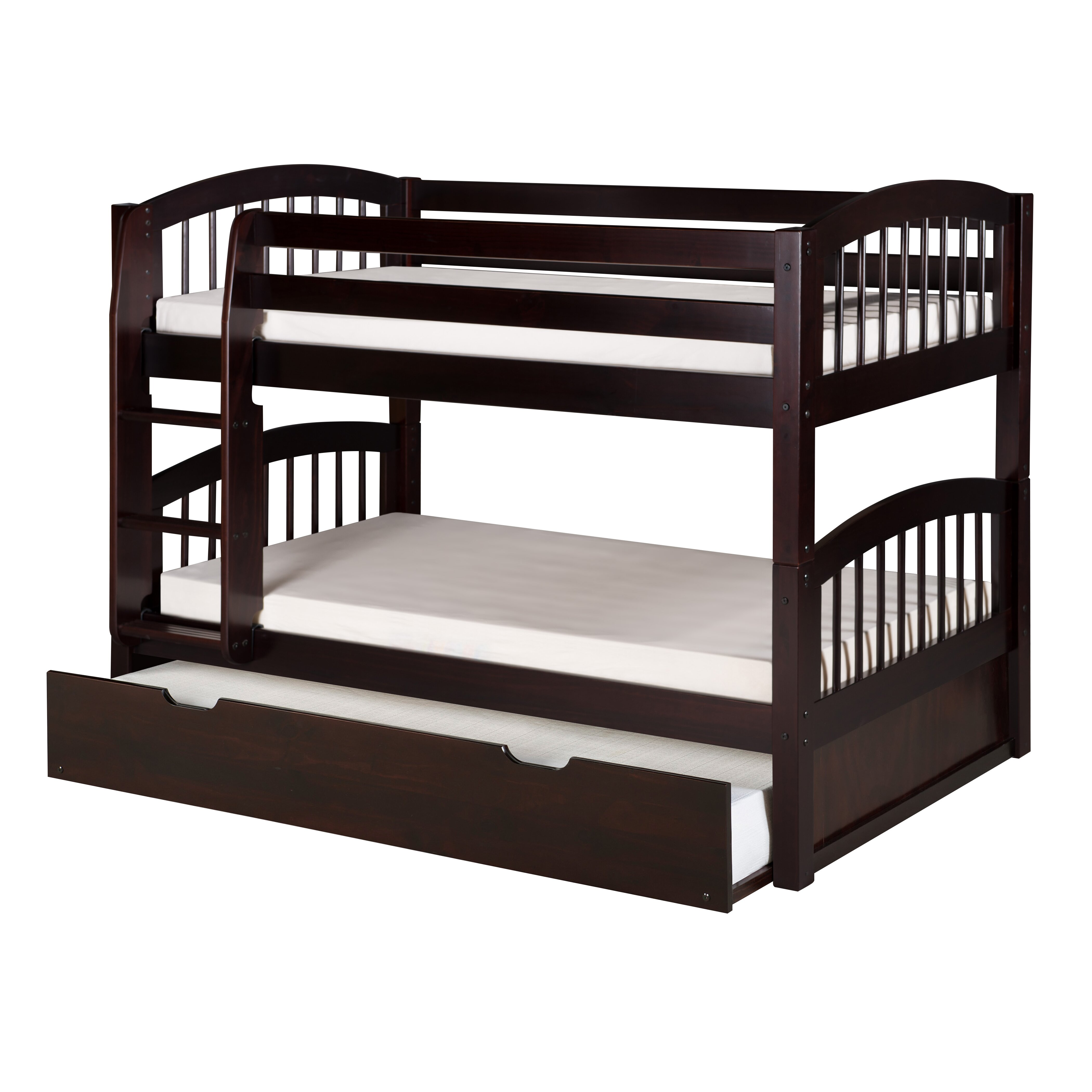 Camaflexi Camaflexi Twin Bunk Bed With Storage Reviews