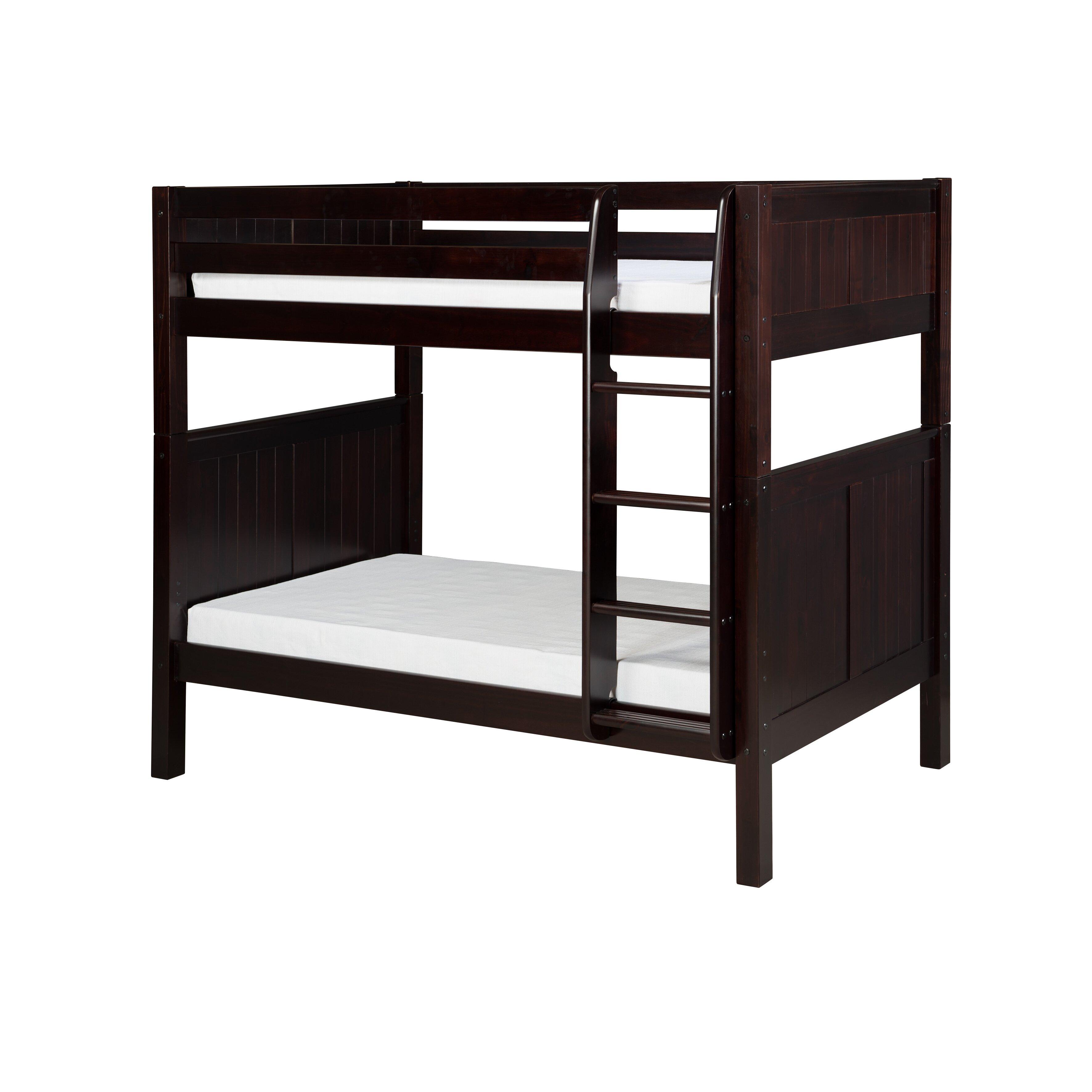 Camaflexi Twin Bunk Bed Reviews Wayfair