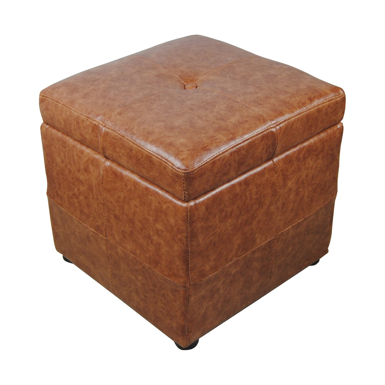 Noya Usa Storage Cube Ottoman Reviews Wayfair