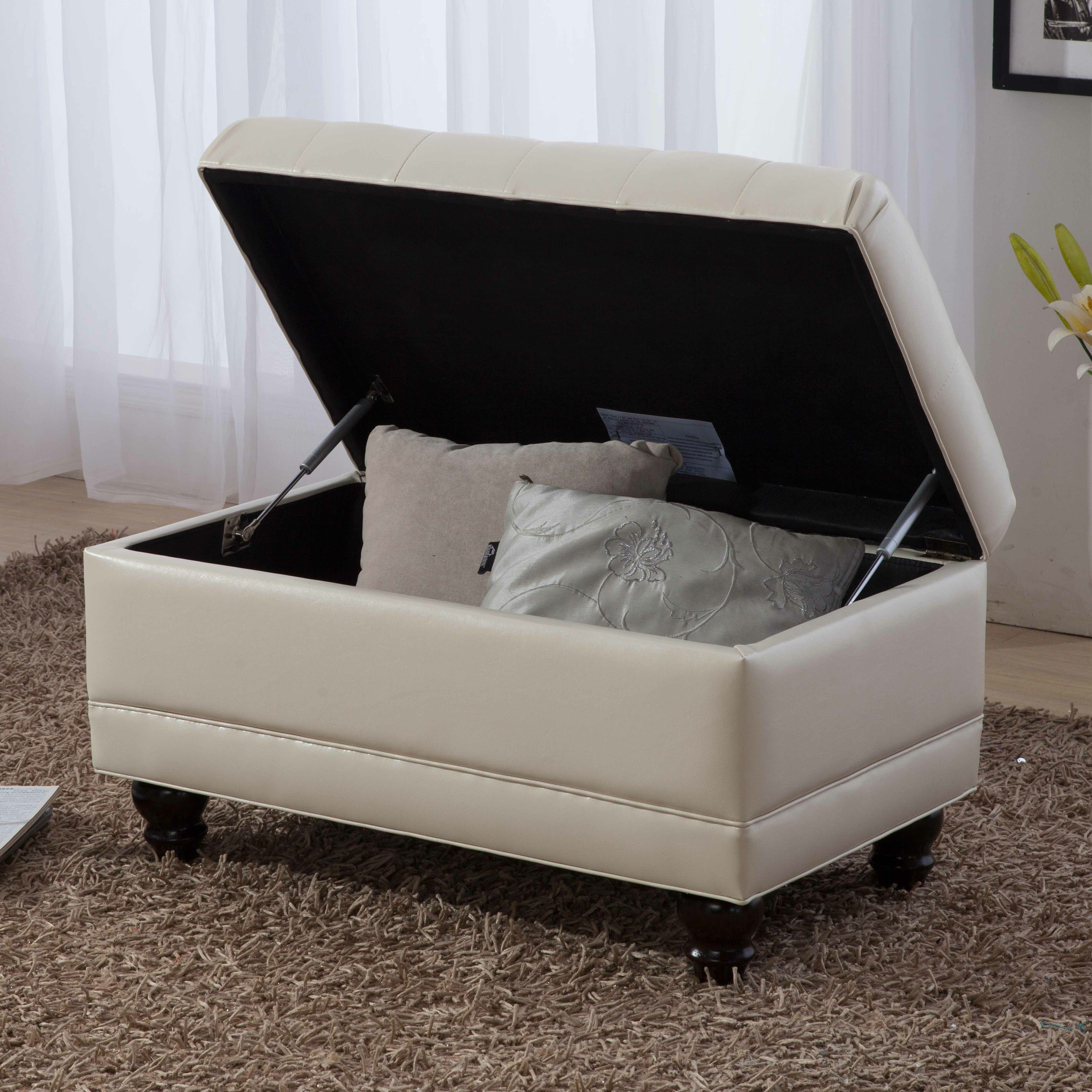 Noya Usa Castillian Upholstered Storage Bedroom Bench Reviews Wayfair