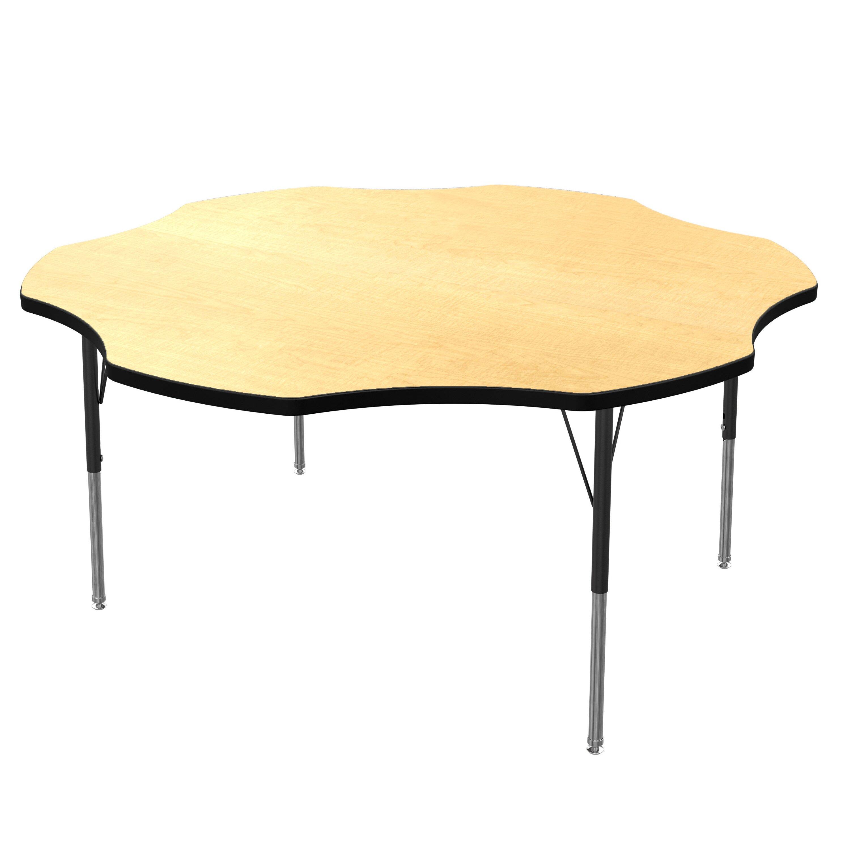 Marco group 60 x 60 novelty activity table wayfair for 0 60 table