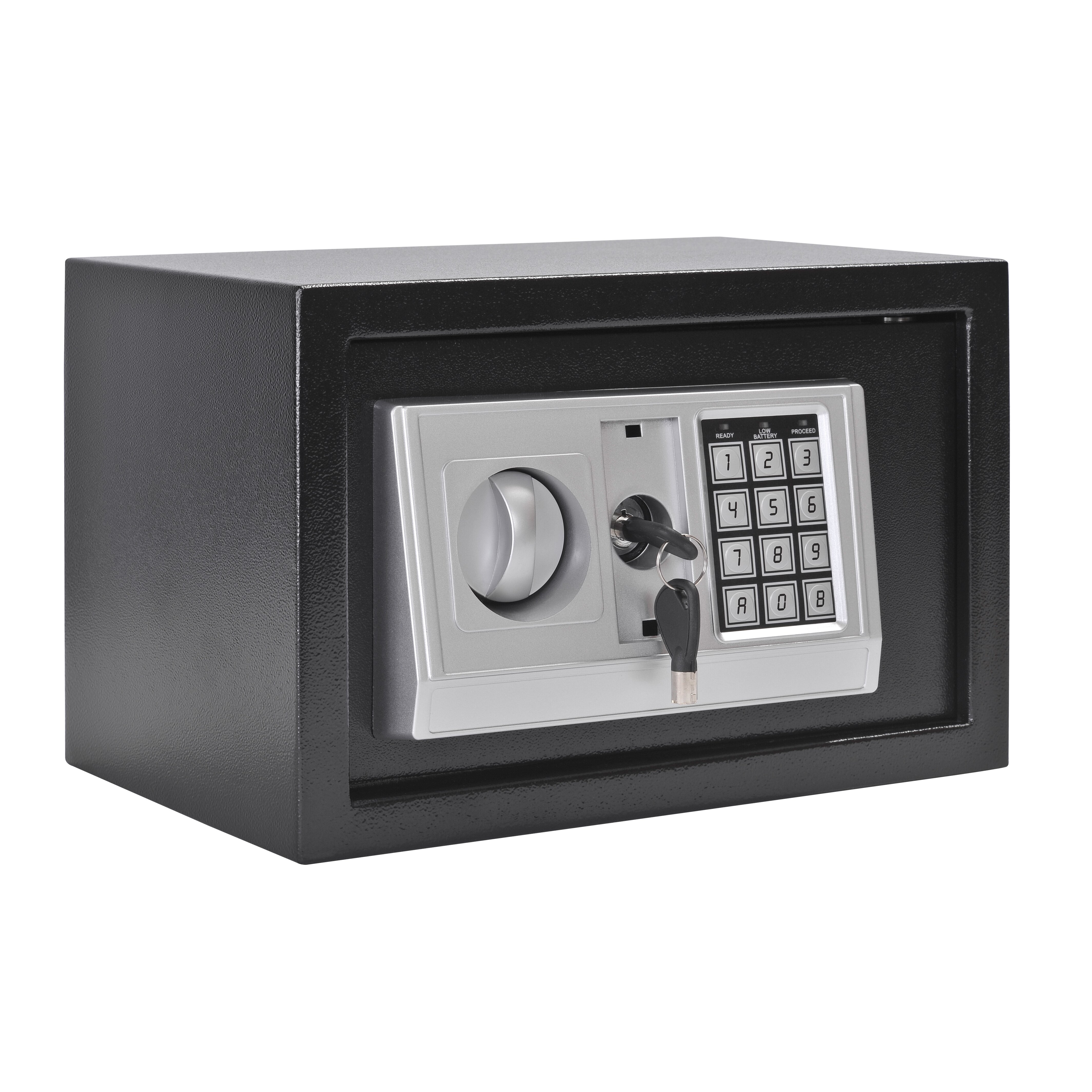 Buddy products electronic lock home security safe for Safe and secure products